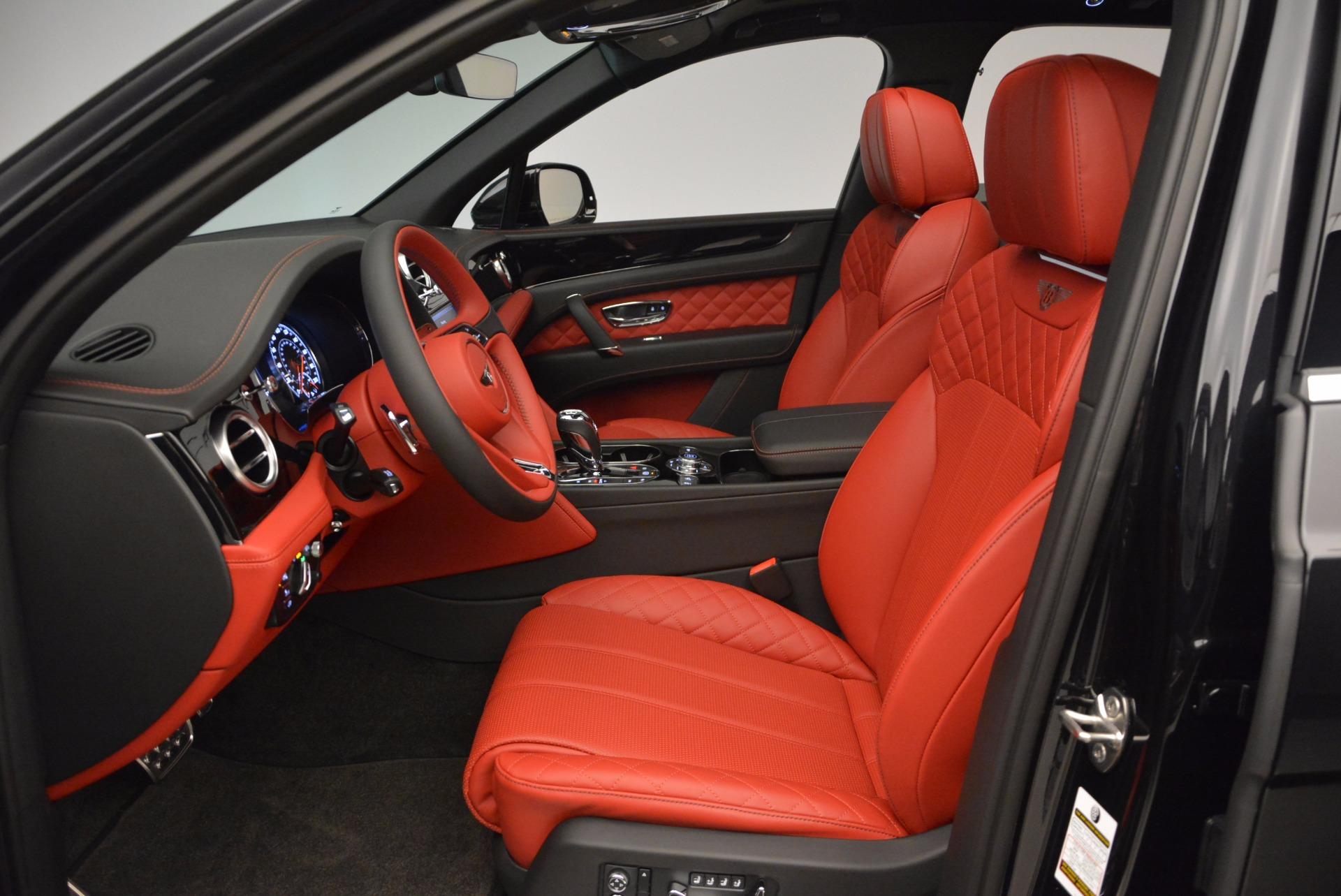 New 2017 Bentley Bentayga  For Sale In Westport, CT 756_p25