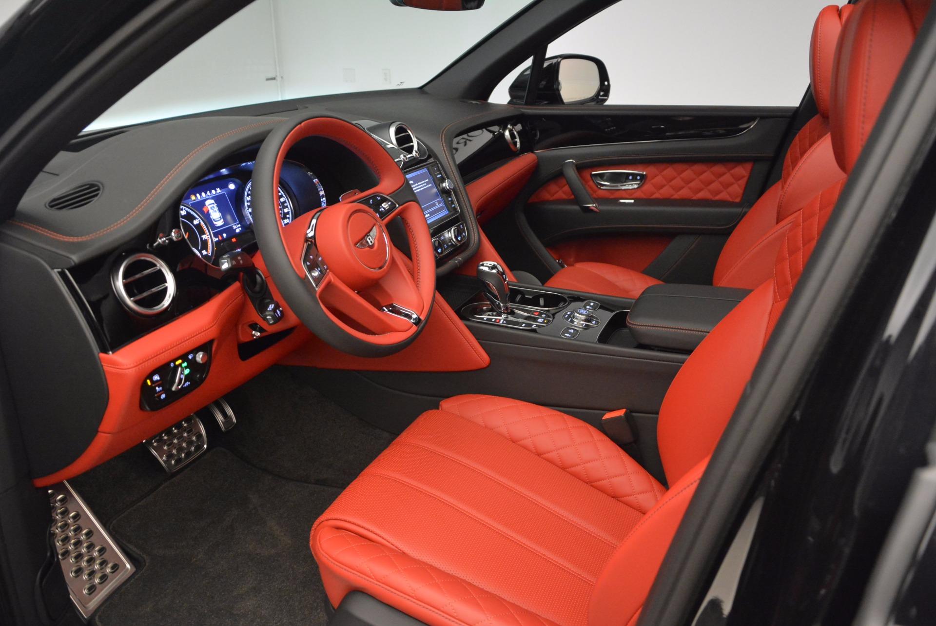 New 2017 Bentley Bentayga  For Sale In Westport, CT 756_p26
