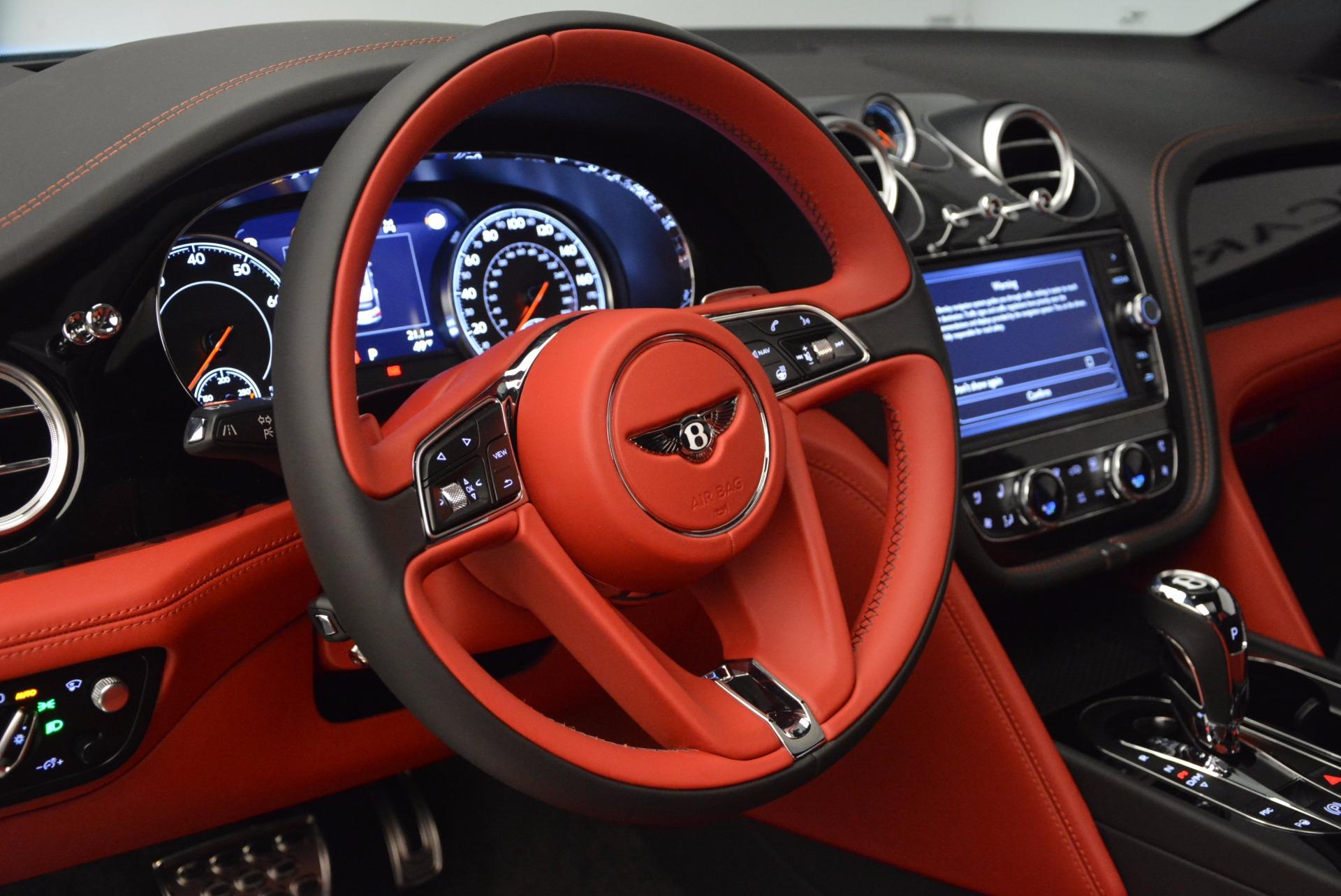 New 2017 Bentley Bentayga  For Sale In Westport, CT 756_p27