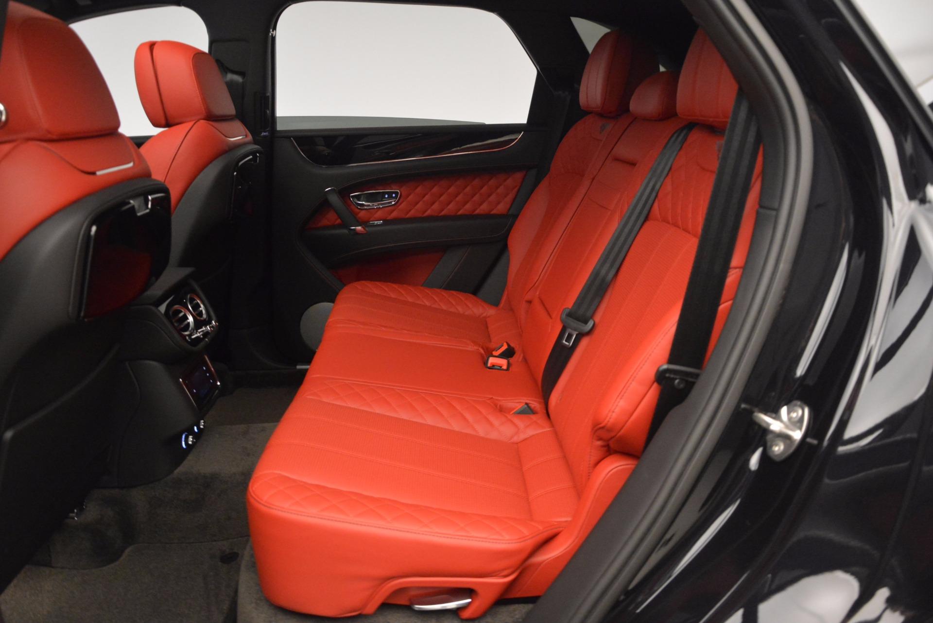 New 2017 Bentley Bentayga  For Sale In Westport, CT 756_p34