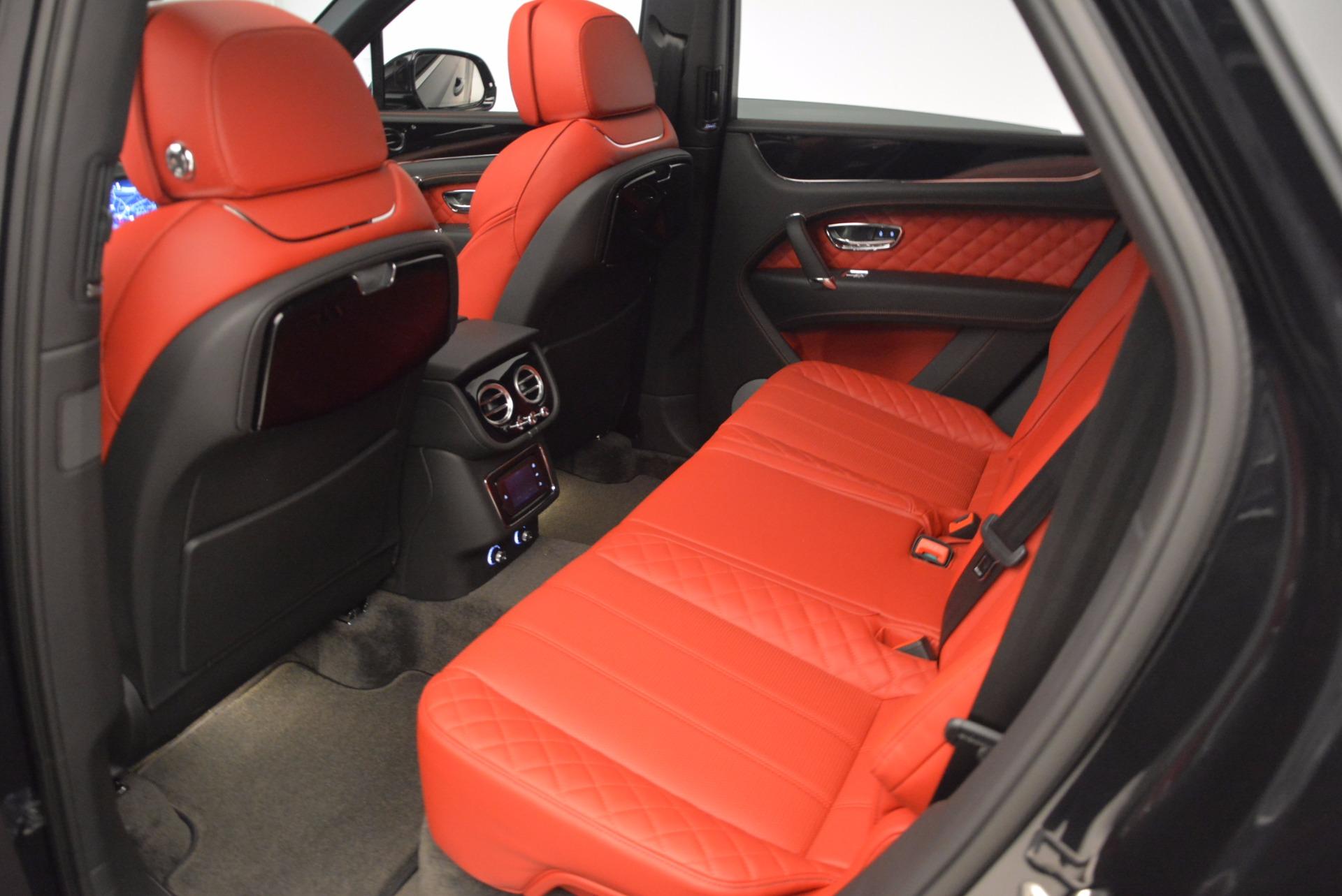 New 2017 Bentley Bentayga  For Sale In Westport, CT 756_p35
