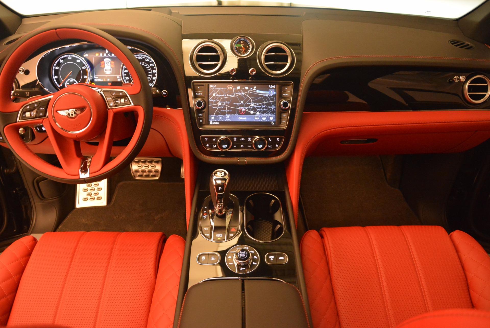New 2017 Bentley Bentayga  For Sale In Westport, CT 756_p40