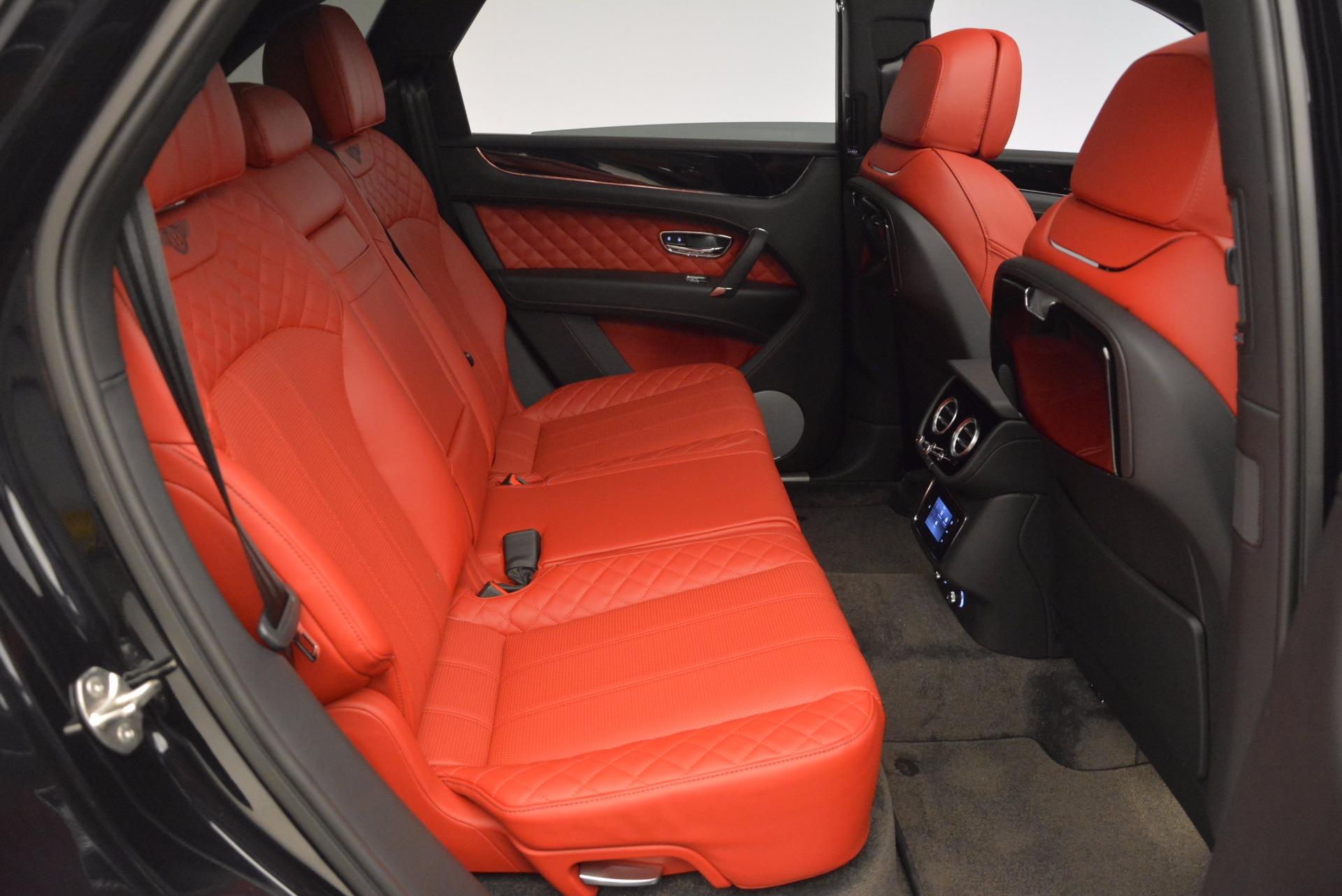 New 2017 Bentley Bentayga  For Sale In Westport, CT 756_p53