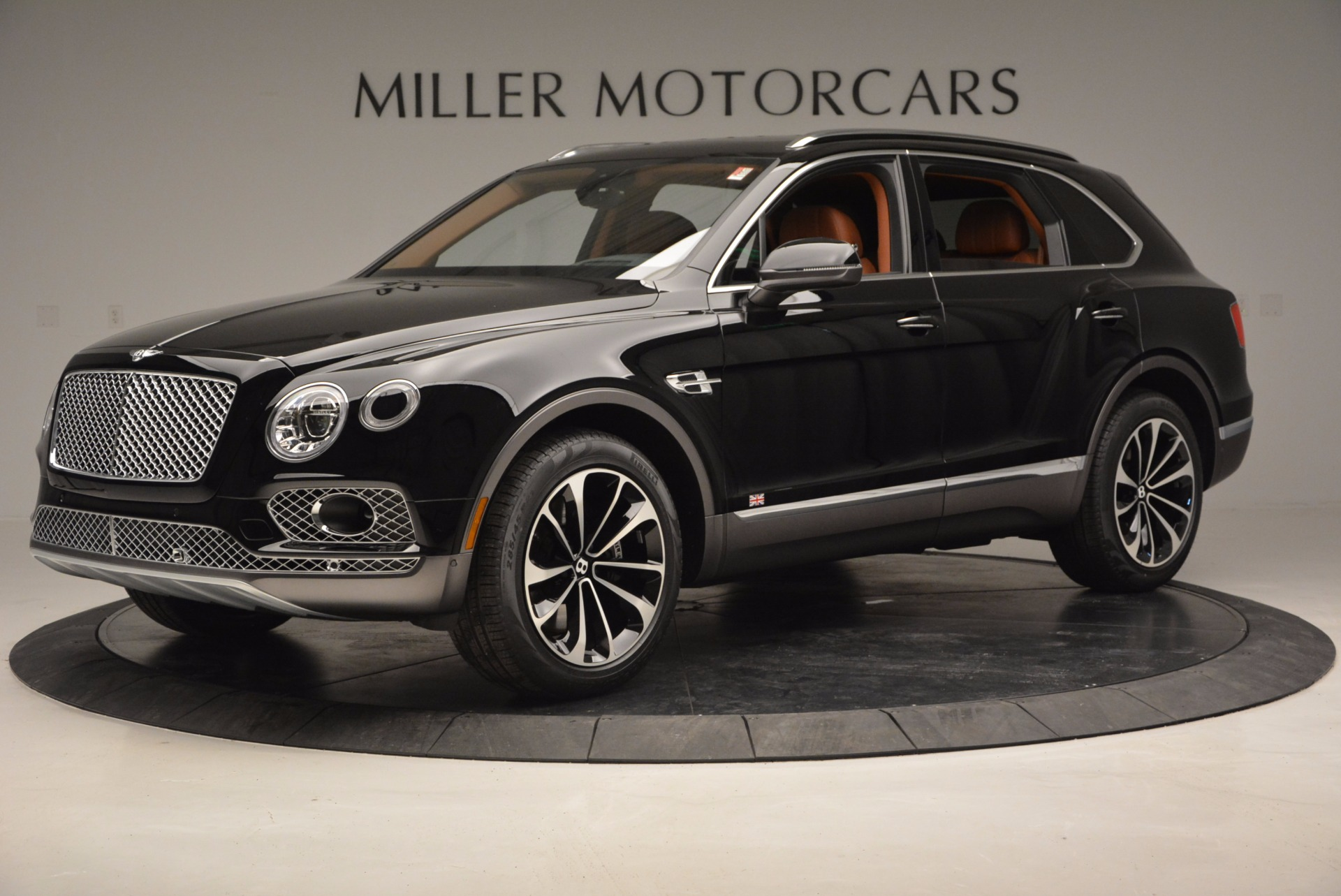 New 2017 Bentley Bentayga  For Sale In Westport, CT 757_p2