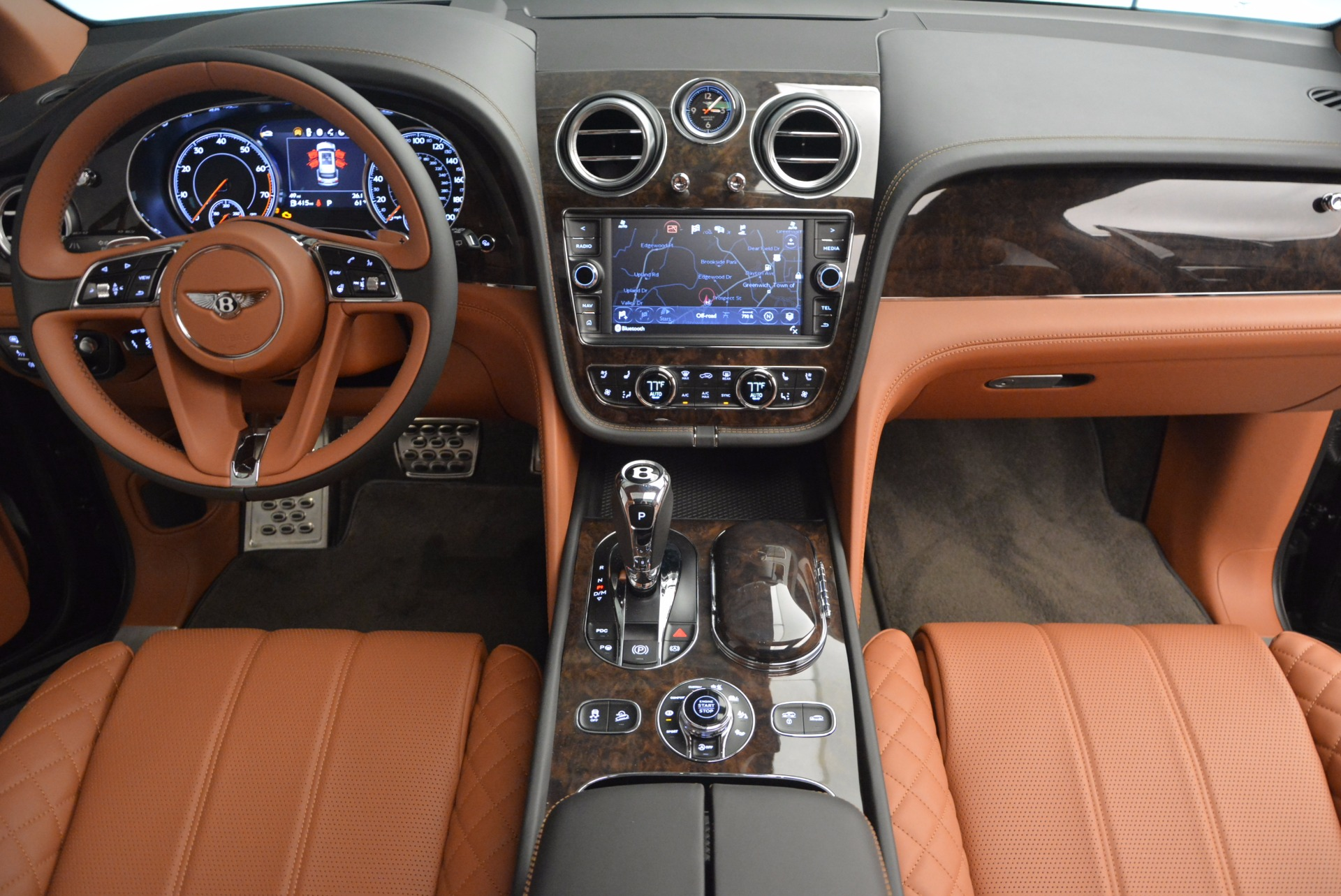 New 2017 Bentley Bentayga  For Sale In Westport, CT 757_p46