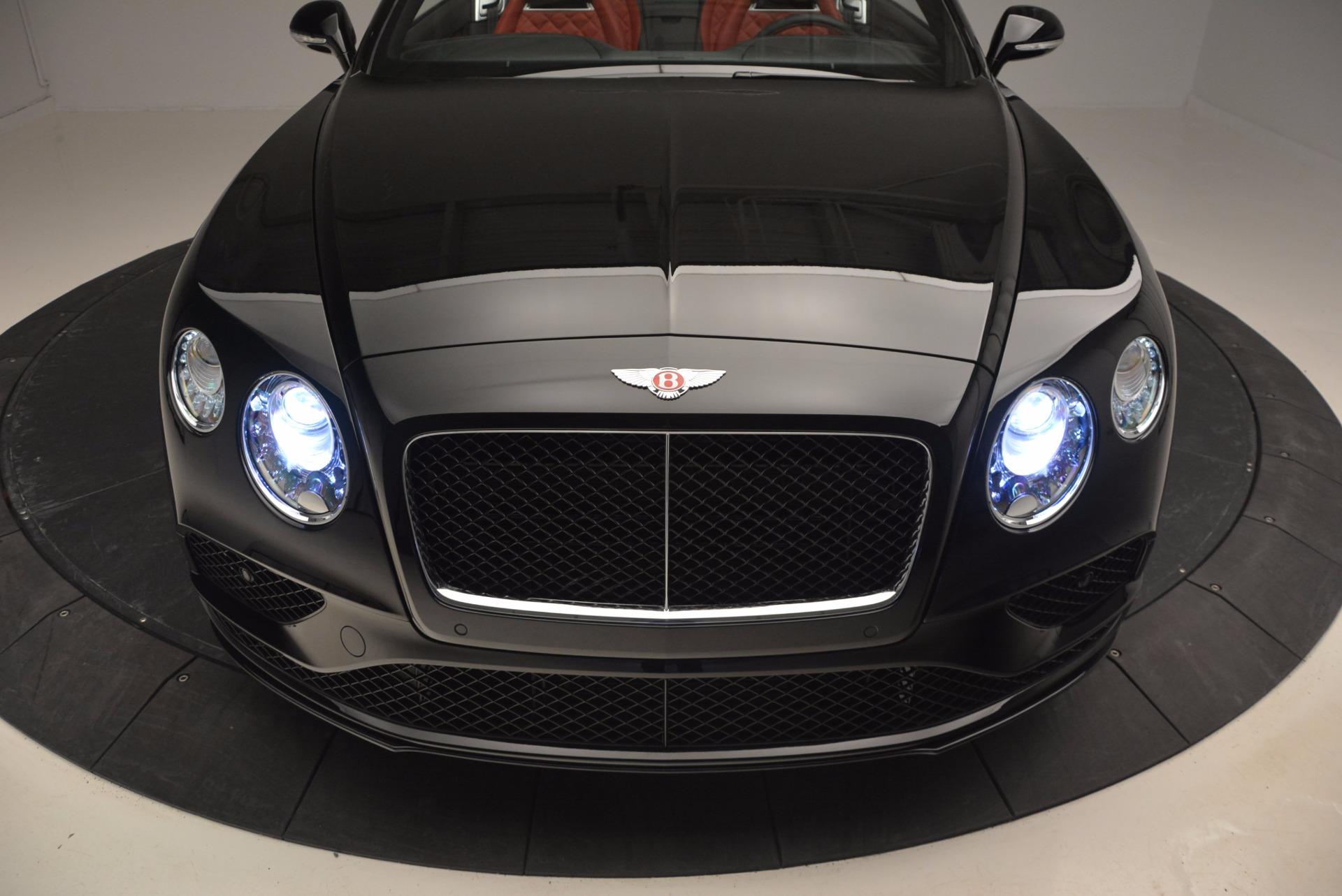 New 2017 Bentley Continental GT V8 S For Sale In Westport, CT 759_p28