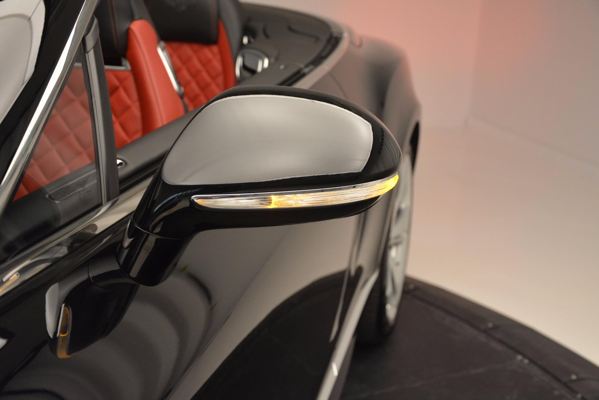 New 2017 Bentley Continental GT V8 S For Sale In Westport, CT 759_p30