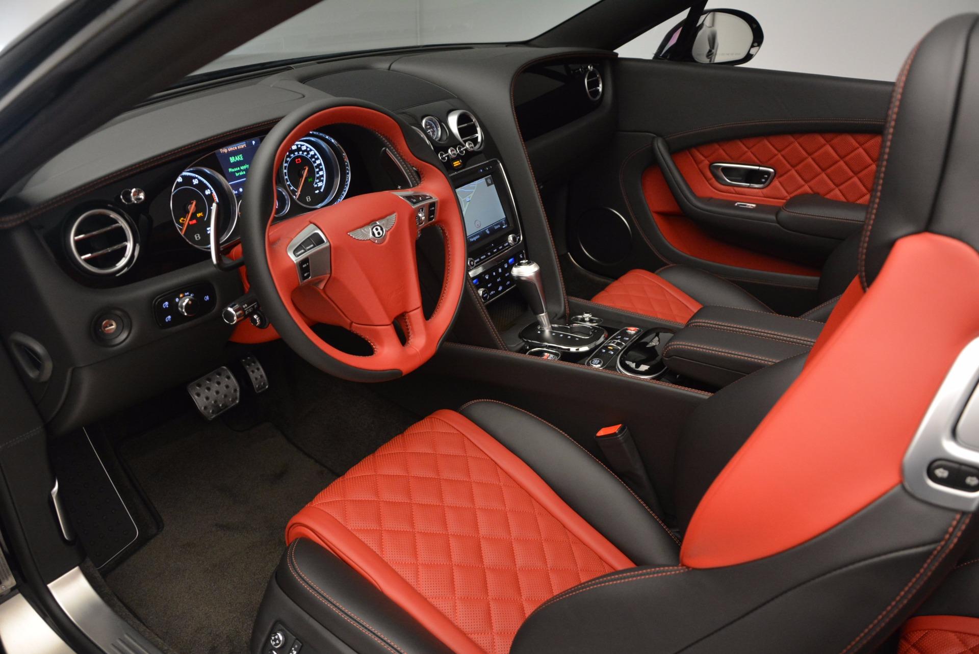 New 2017 Bentley Continental GT V8 S For Sale In Westport, CT 759_p38