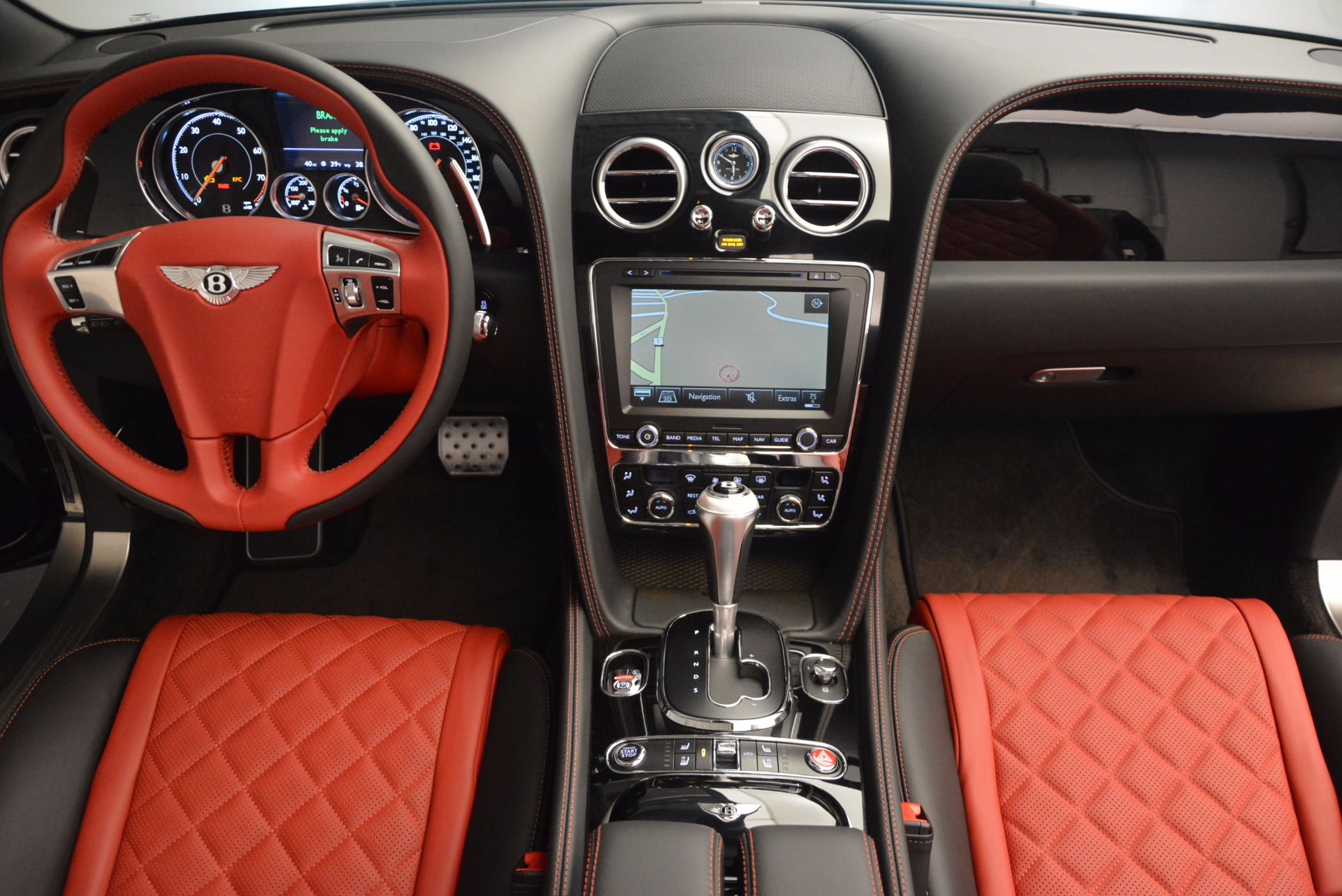 New 2017 Bentley Continental GT V8 S For Sale In Westport, CT 759_p52