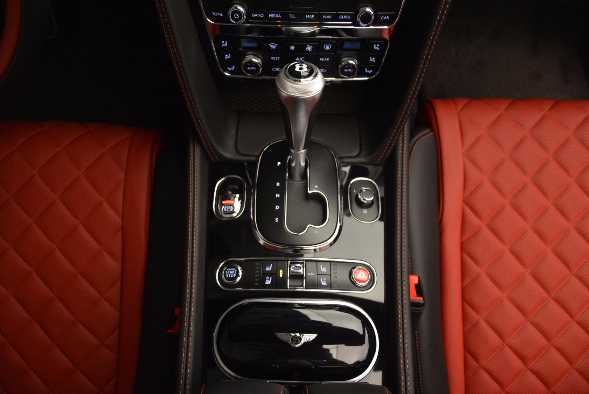 New 2017 Bentley Continental GT V8 S For Sale In Westport, CT 759_p55
