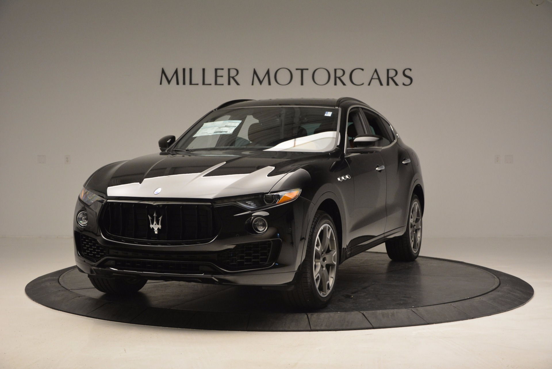 New 2017 Maserati Levante  For Sale In Westport, CT