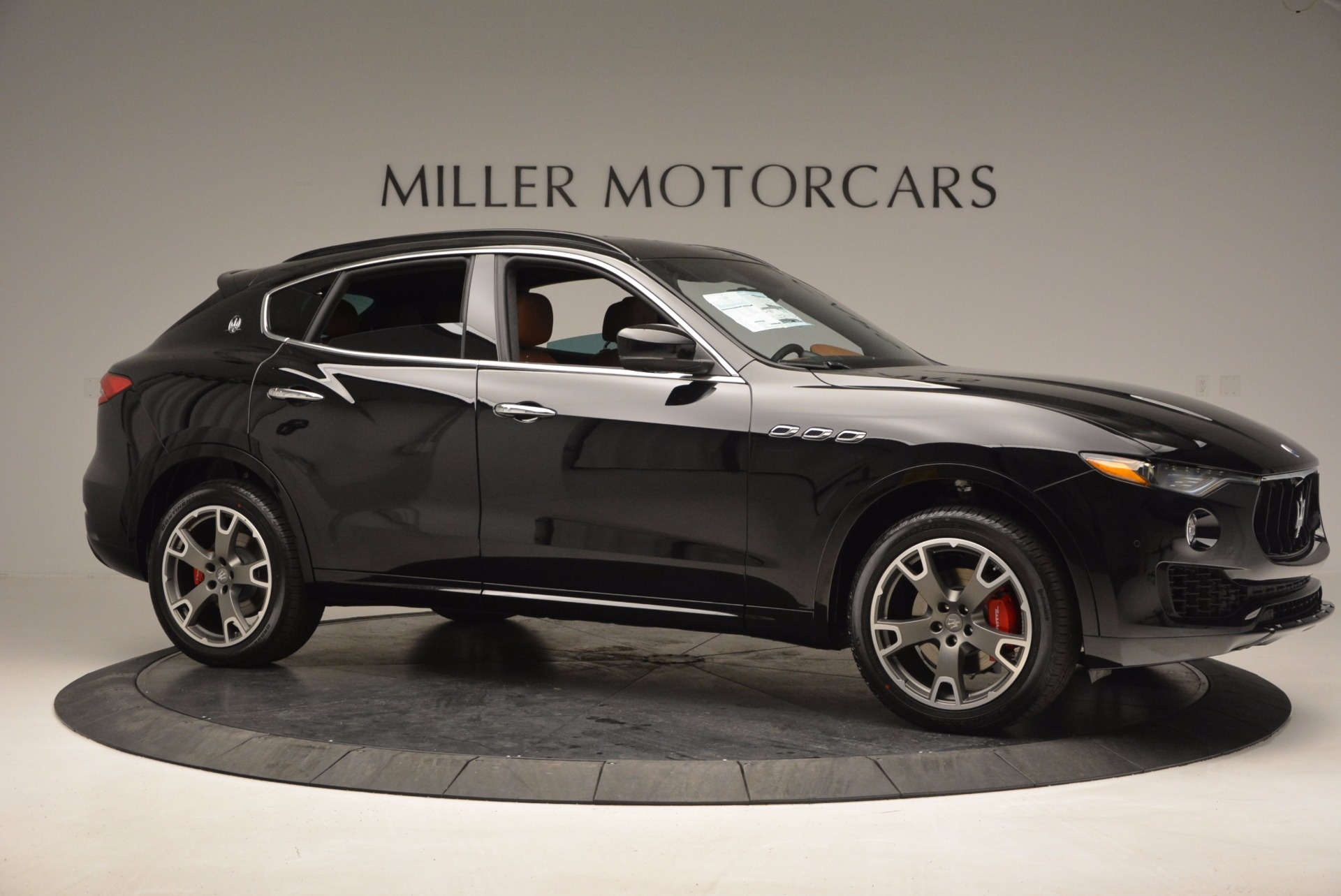 New 2017 Maserati Levante  For Sale In Westport, CT 760_p10