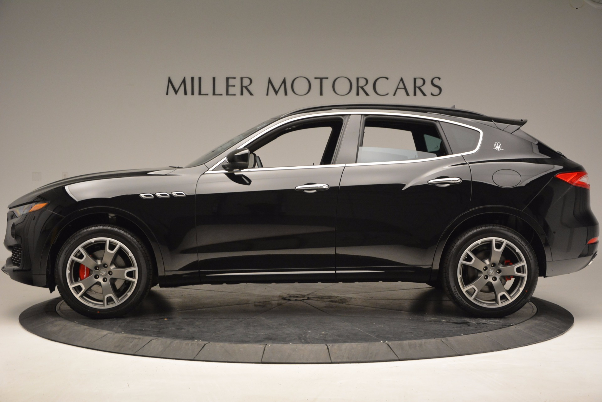 New 2017 Maserati Levante  For Sale In Westport, CT 760_p3