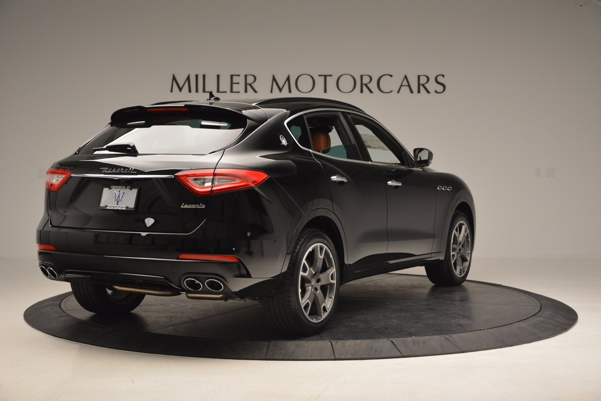 New 2017 Maserati Levante  For Sale In Westport, CT 760_p7