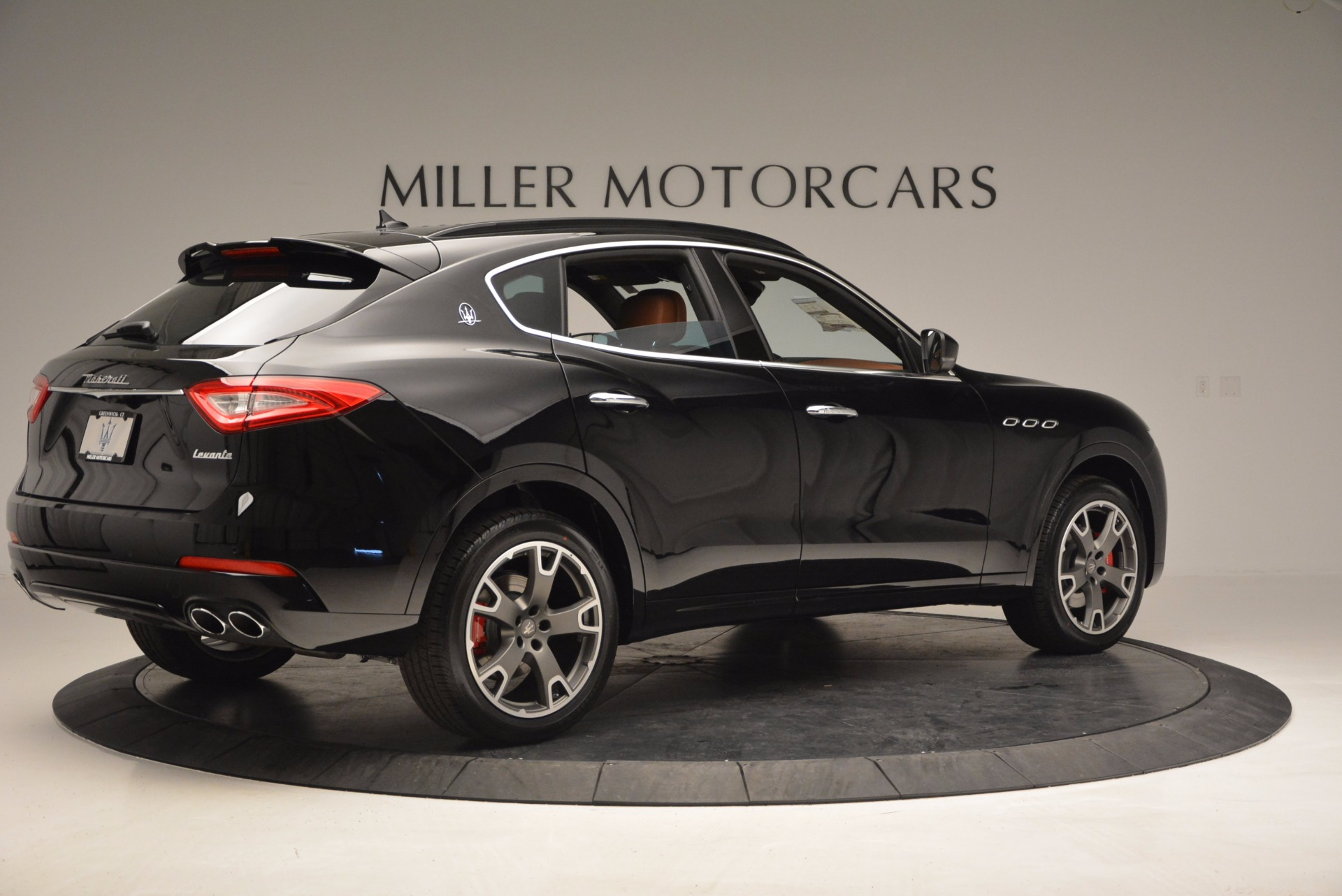 New 2017 Maserati Levante  For Sale In Westport, CT 760_p8