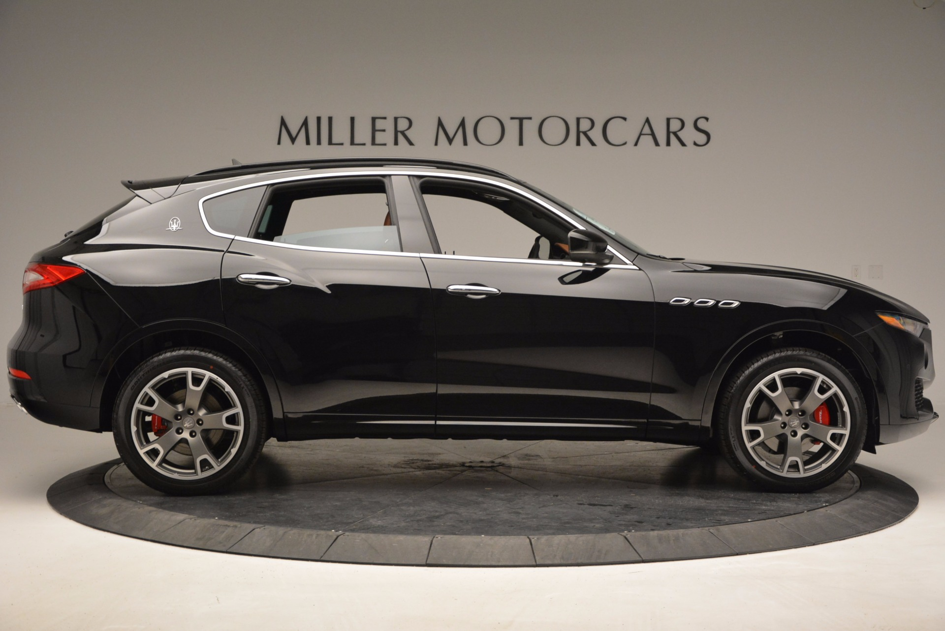 New 2017 Maserati Levante  For Sale In Westport, CT 760_p9