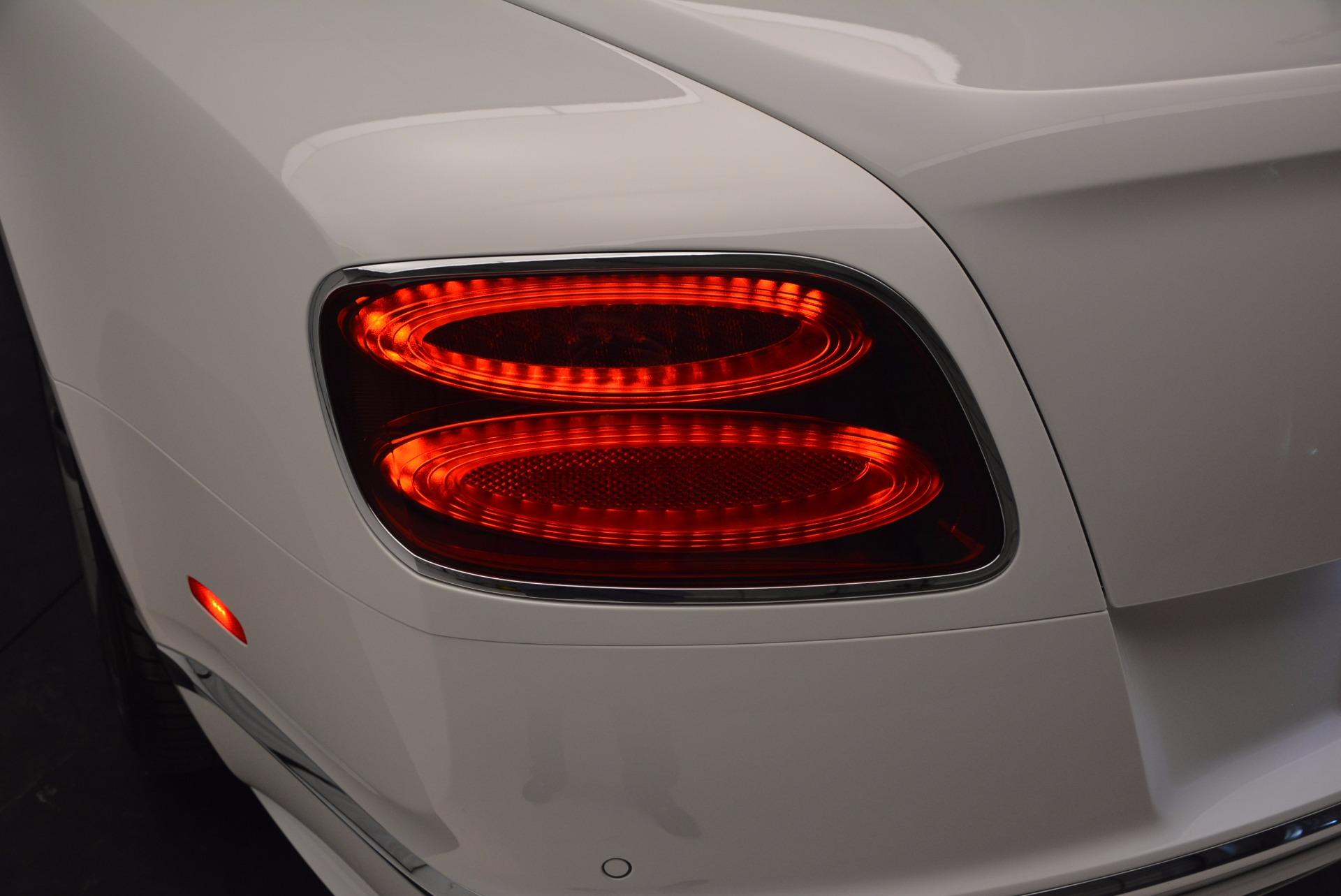 New 2017 Bentley Continental GT Speed Convertible  For Sale In Westport, CT 761_p30
