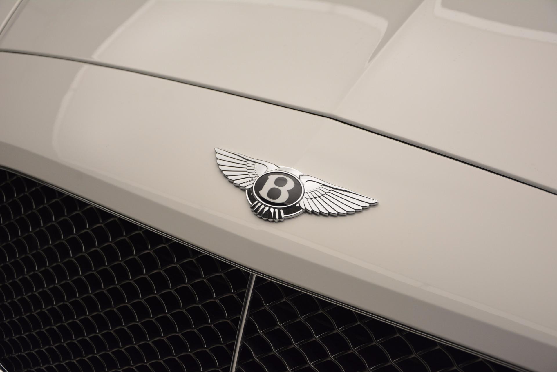 New 2017 Bentley Continental GT Speed Convertible  For Sale In Westport, CT 761_p31