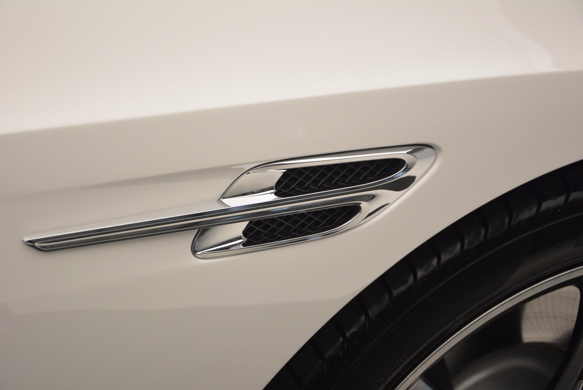 New 2017 Bentley Continental GT Speed Convertible  For Sale In Westport, CT 761_p32
