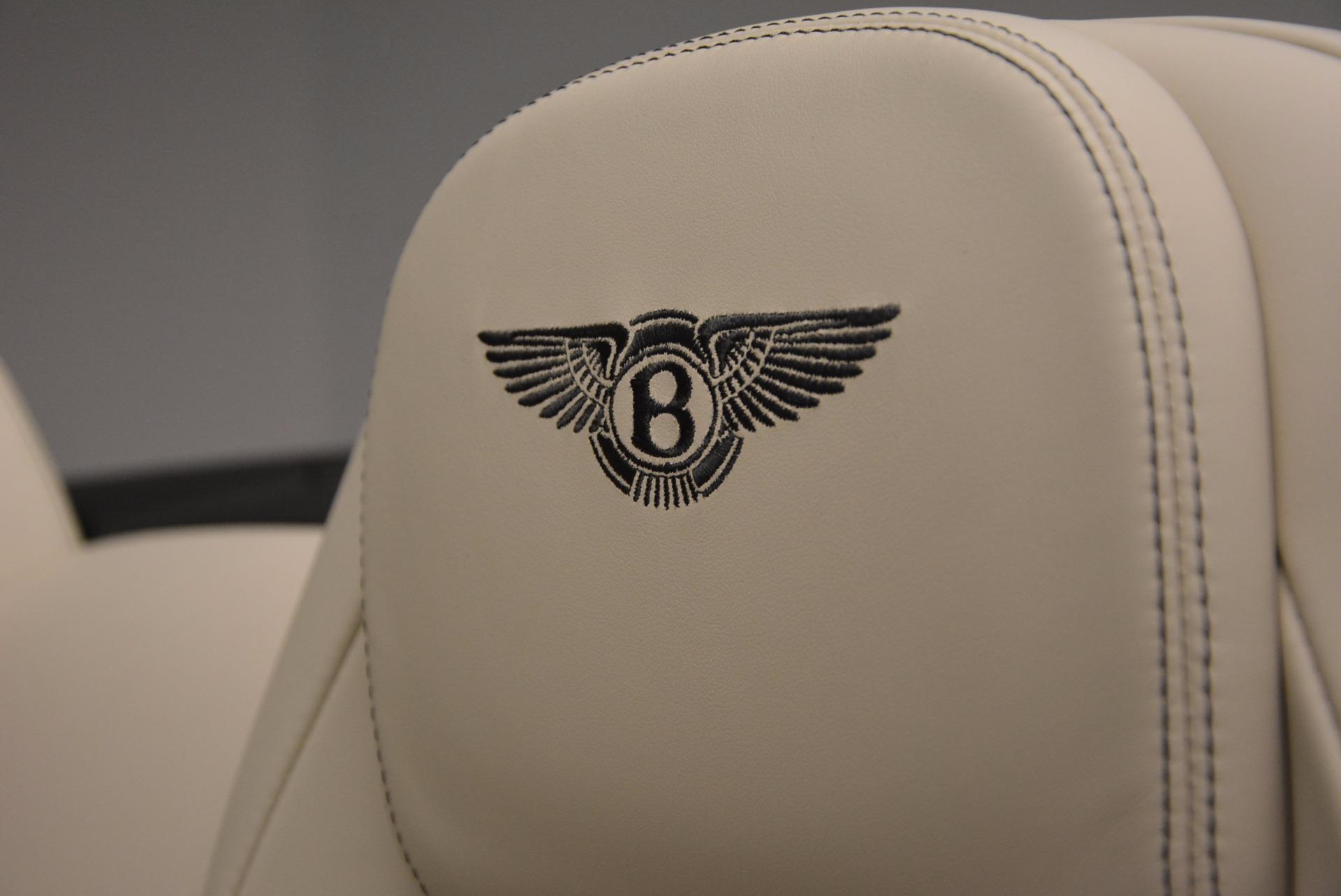 New 2017 Bentley Continental GT Speed Convertible  For Sale In Westport, CT 761_p40