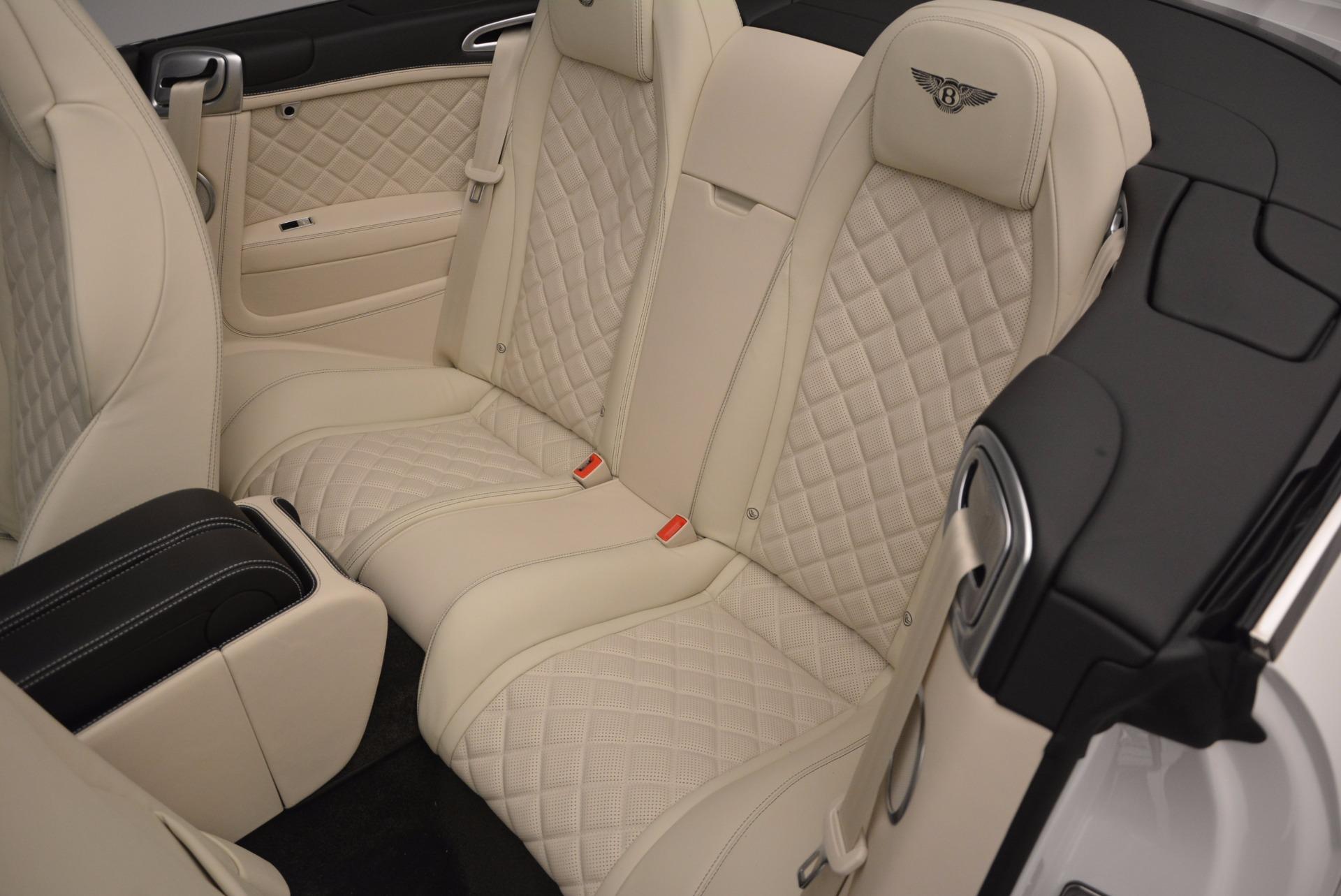 New 2017 Bentley Continental GT Speed Convertible  For Sale In Westport, CT 761_p41