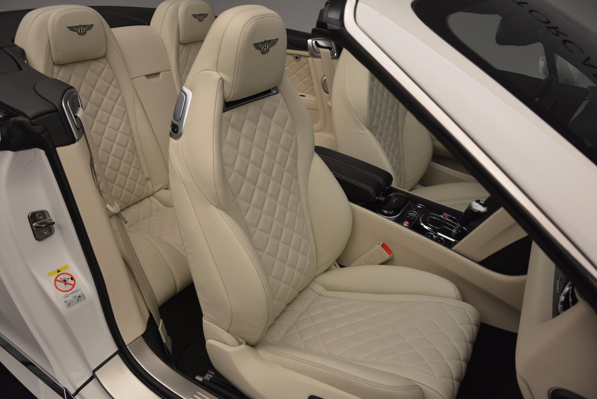 New 2017 Bentley Continental GT Speed Convertible  For Sale In Westport, CT 761_p43