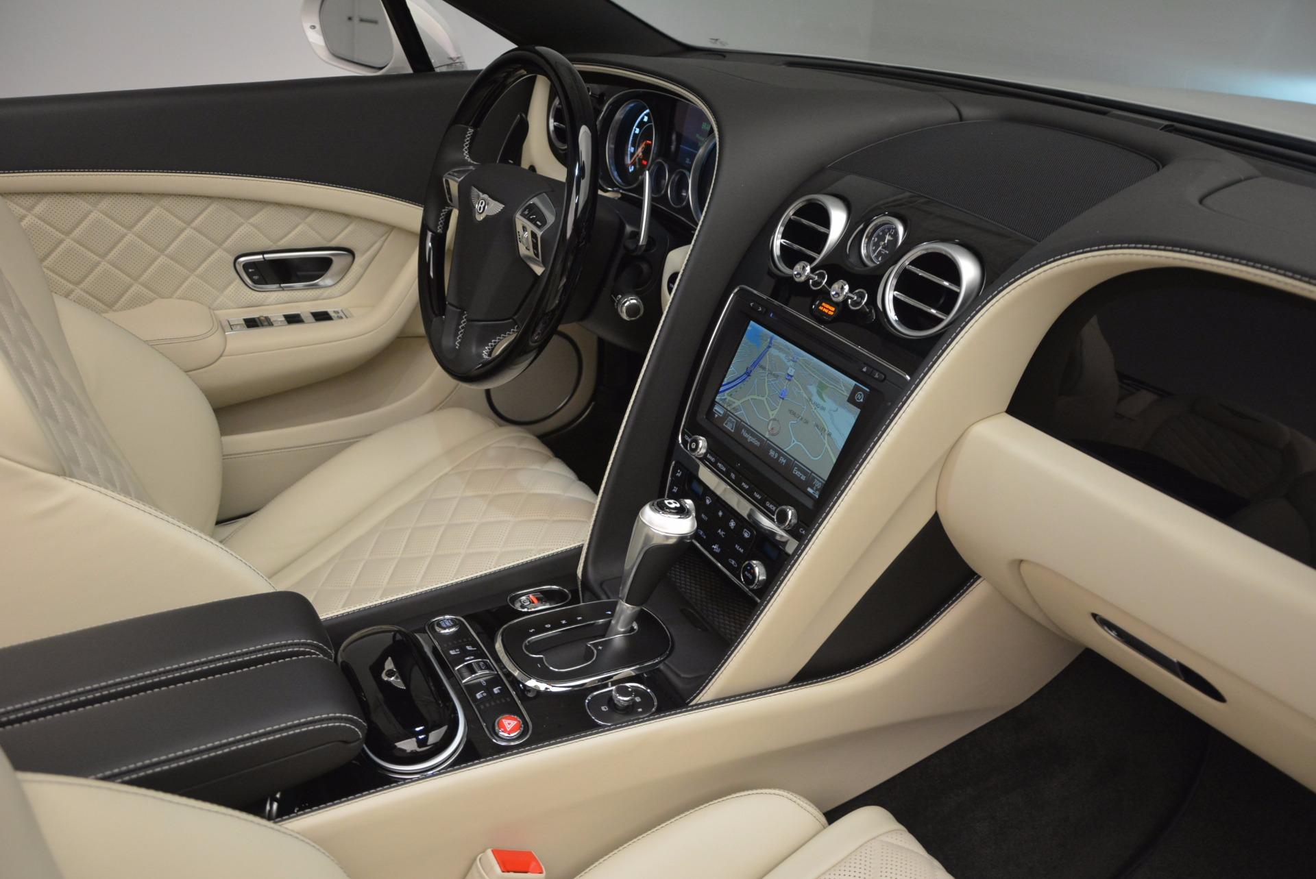 New 2017 Bentley Continental GT Speed Convertible  For Sale In Westport, CT 761_p46