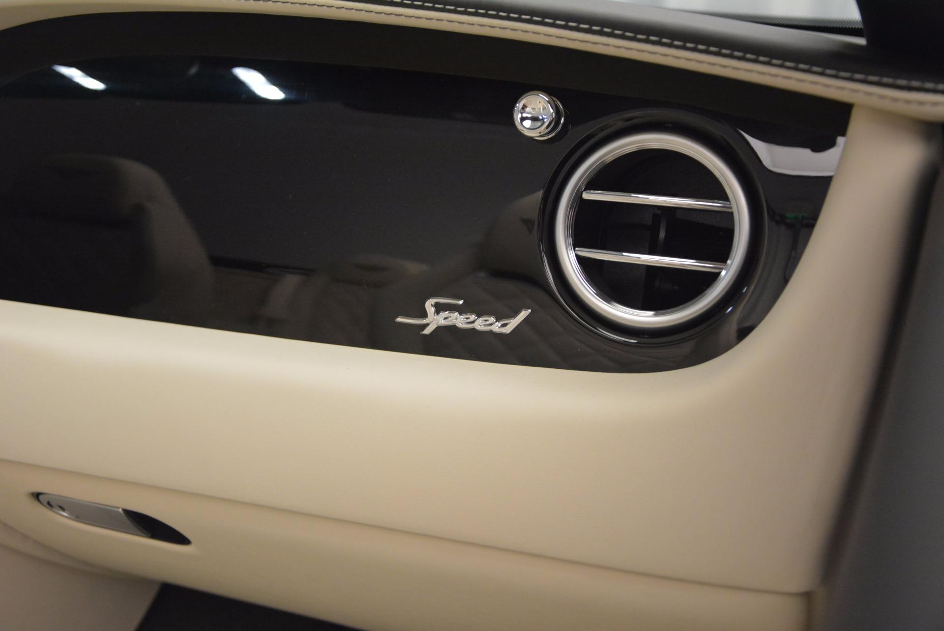 New 2017 Bentley Continental GT Speed Convertible  For Sale In Westport, CT 761_p49