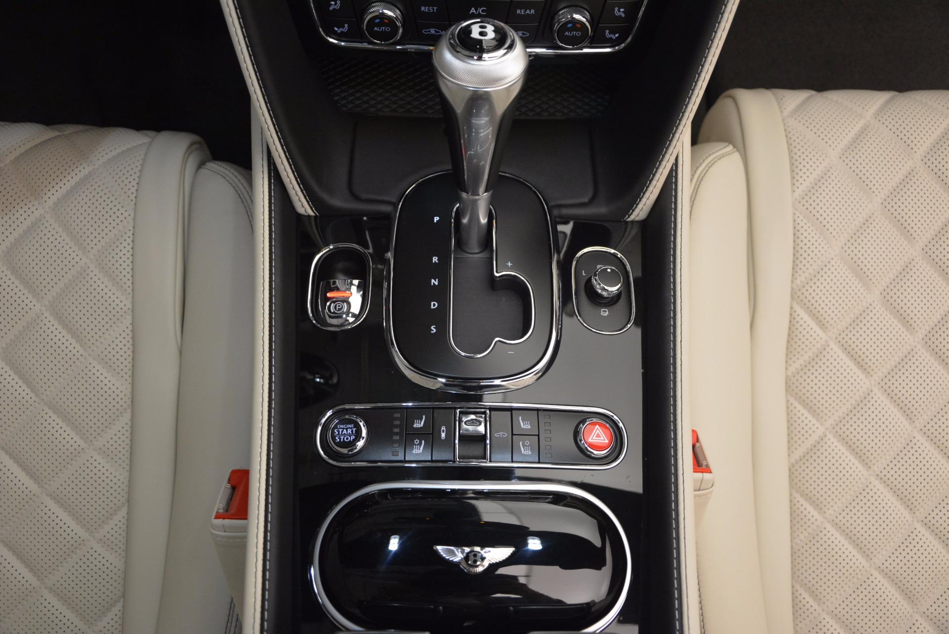 New 2017 Bentley Continental GT Speed Convertible  For Sale In Westport, CT 761_p55