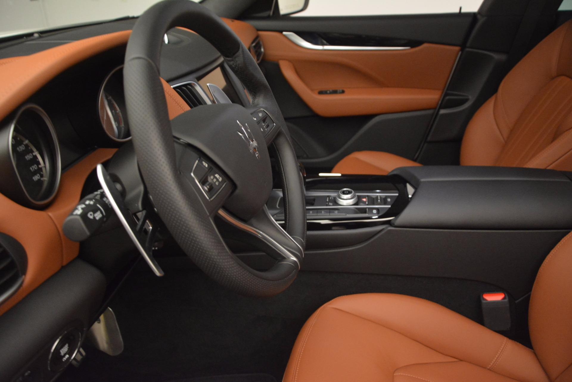New 2017 Maserati Levante  For Sale In Westport, CT 762_p14