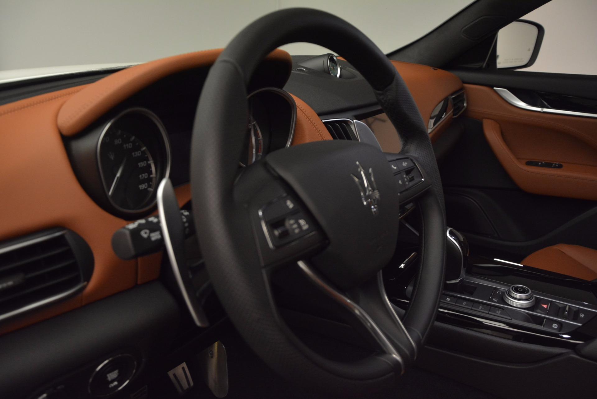 New 2017 Maserati Levante  For Sale In Westport, CT 762_p15
