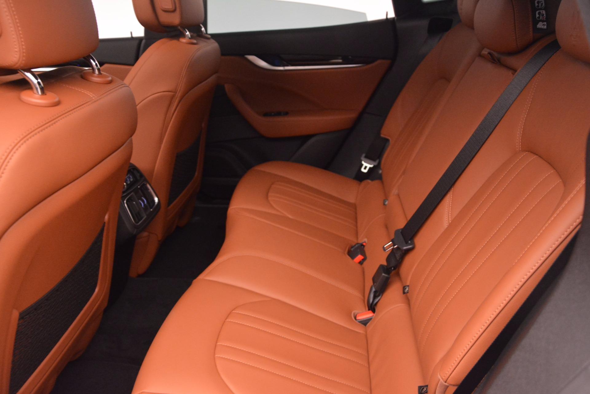 New 2017 Maserati Levante  For Sale In Westport, CT 762_p18