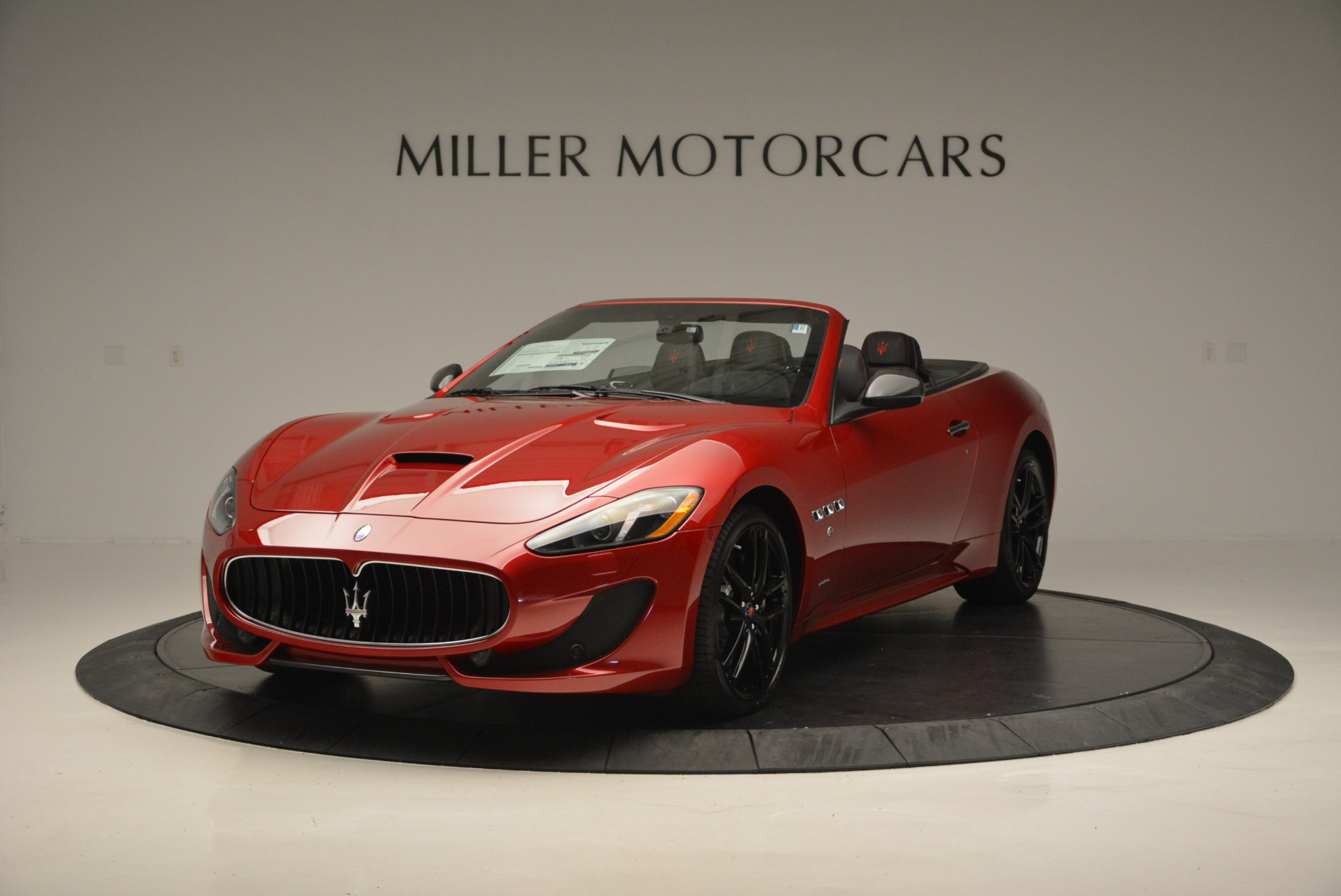 New 2017 Maserati GranTurismo Sport Special Edition For Sale In Westport, CT 763_main
