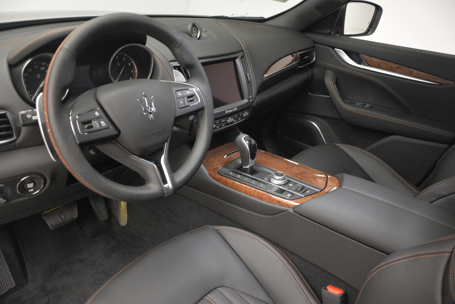 Used 2017 Maserati Levante S Ex Service Loaner For Sale In Westport, CT 764_p14