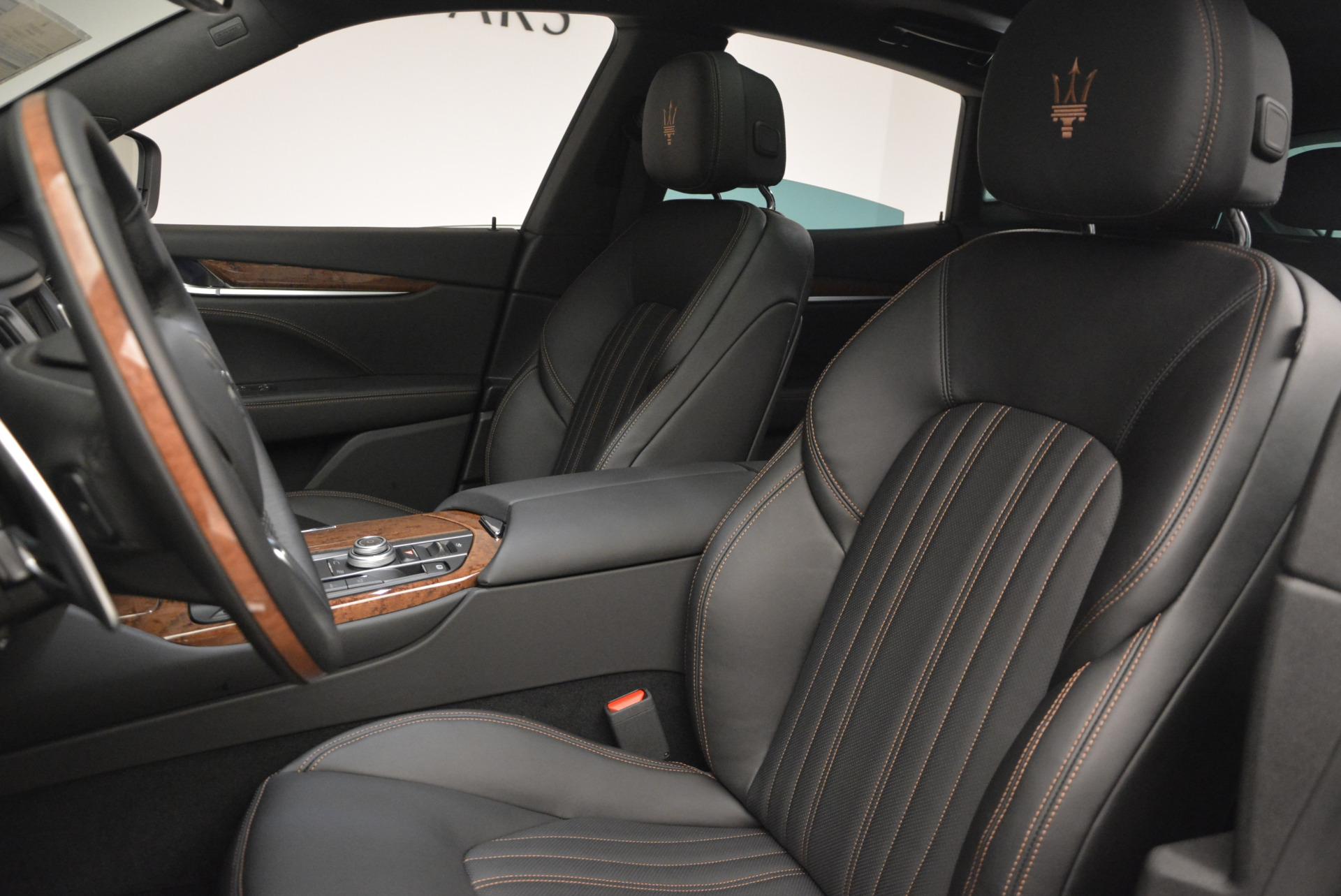 Used 2017 Maserati Levante S Ex Service Loaner For Sale In Westport, CT 764_p16
