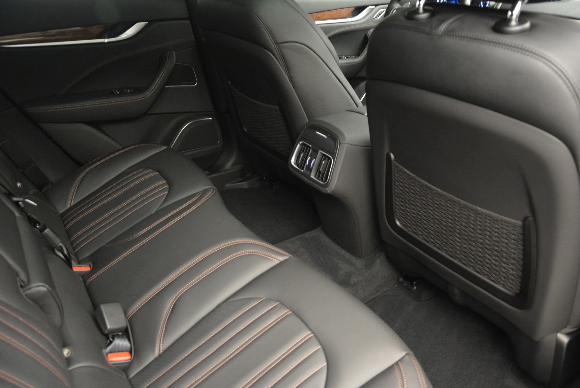 Used 2017 Maserati Levante S Ex Service Loaner For Sale In Westport, CT 764_p28