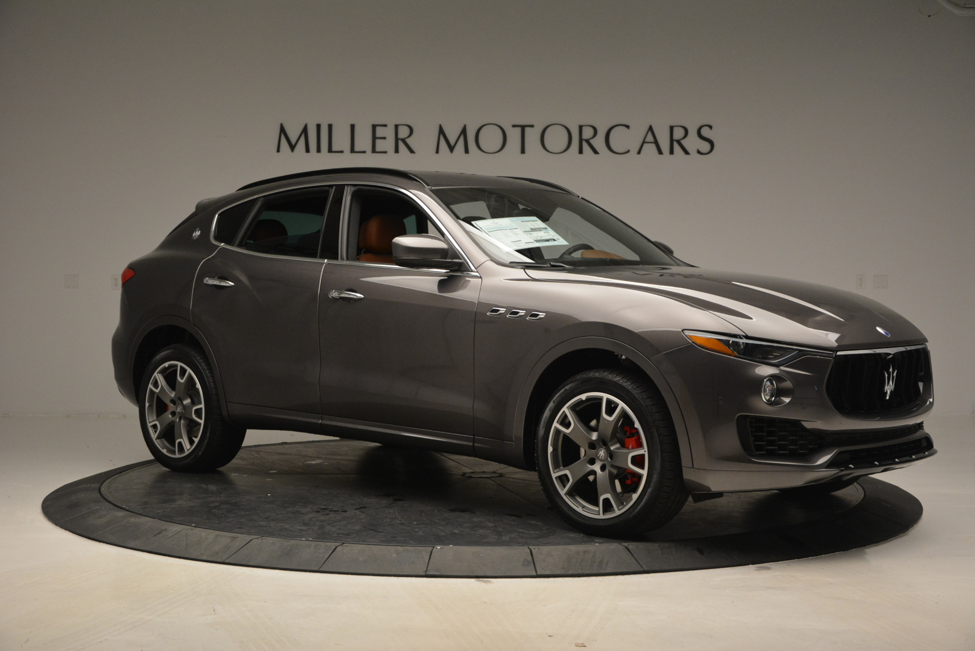 New 2017 Maserati Levante  For Sale In Westport, CT 765_p10