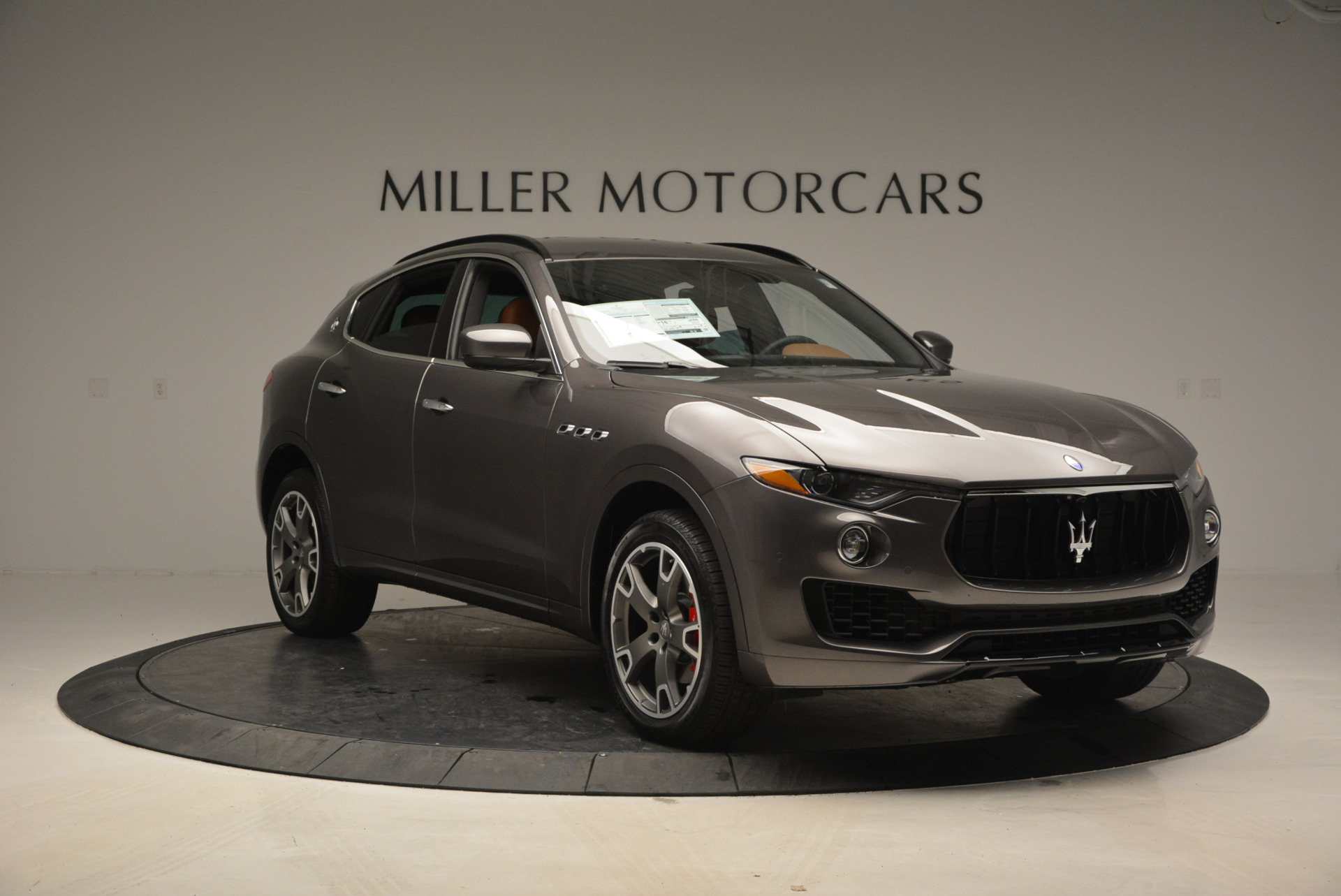 New 2017 Maserati Levante  For Sale In Westport, CT 765_p11