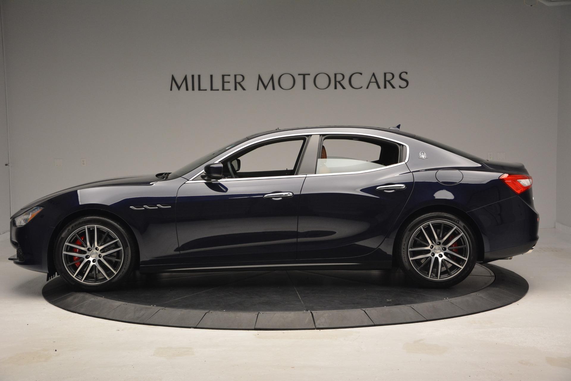 New 2017 Maserati Ghibli S Q4 For Sale In Westport, CT 766_p3