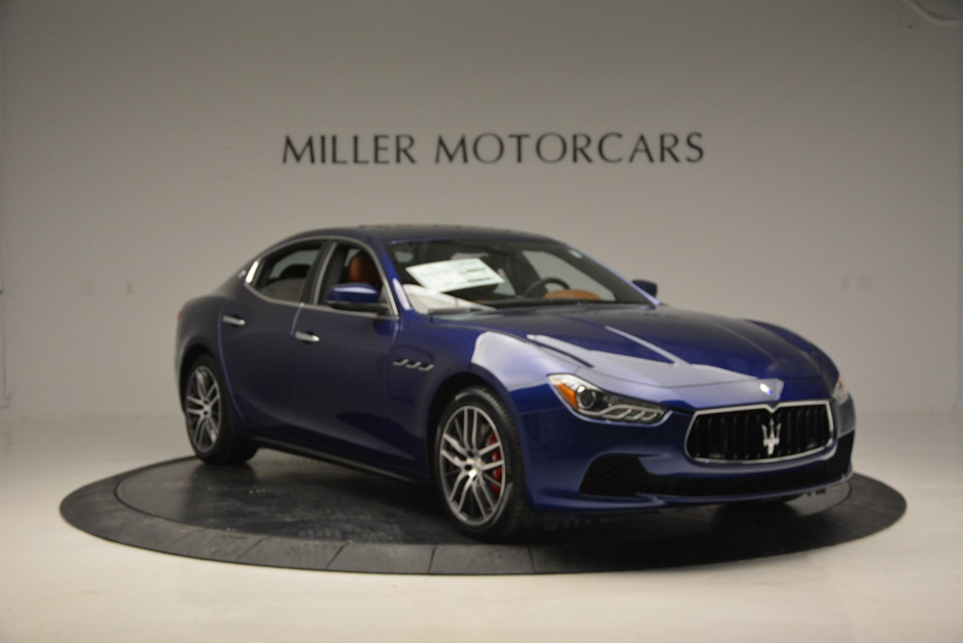 New 2017 Maserati Ghibli S Q4 For Sale In Westport, CT 767_p11