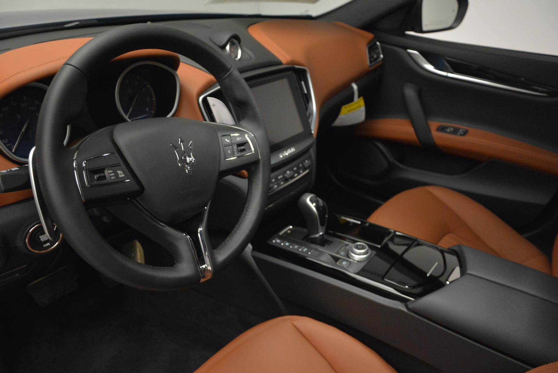 New 2017 Maserati Ghibli S Q4 For Sale In Westport, CT 767_p13