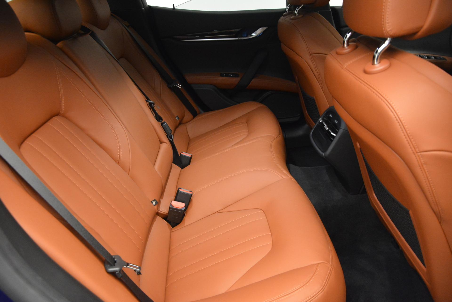 New 2017 Maserati Ghibli S Q4 For Sale In Westport, CT 767_p25