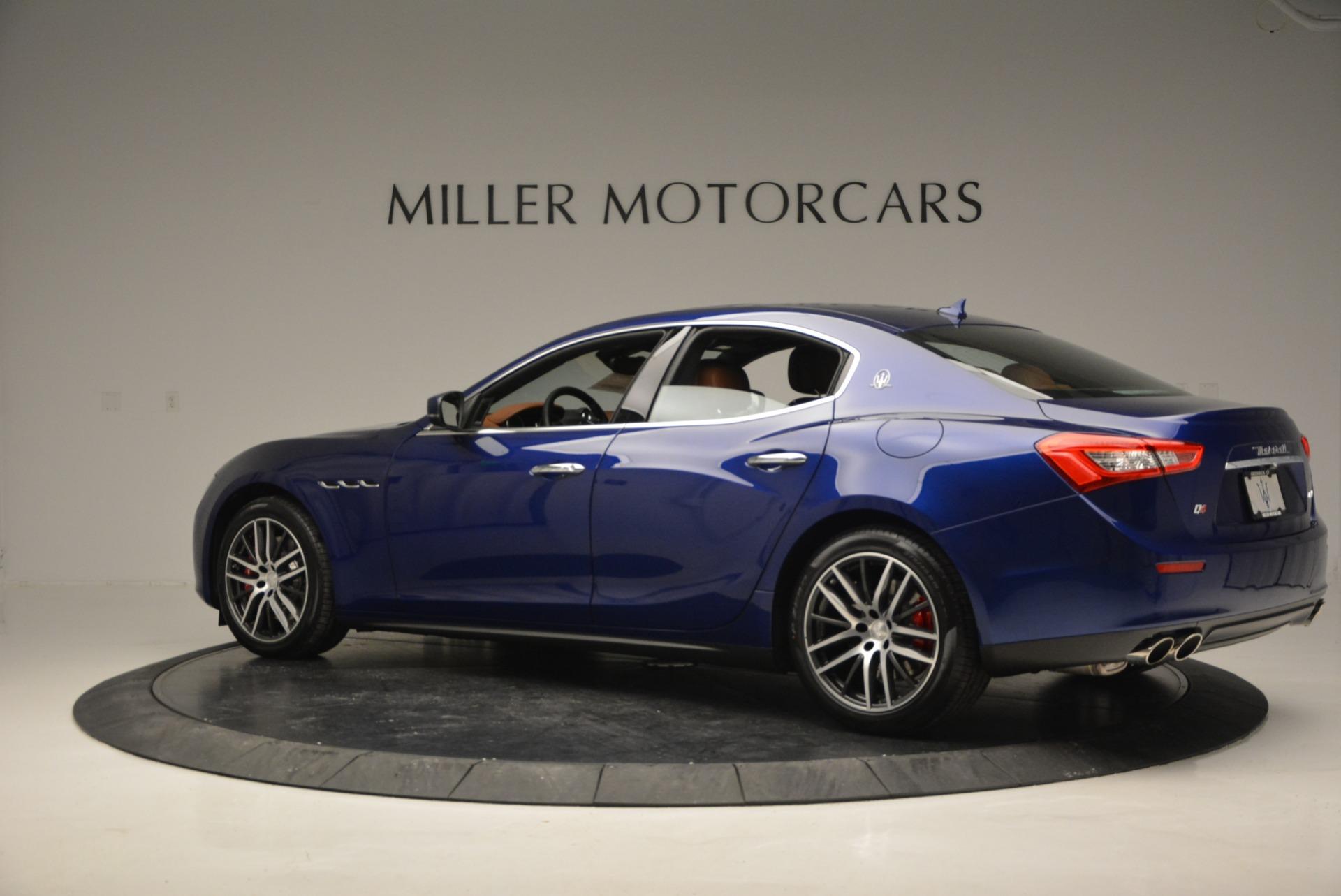 New 2017 Maserati Ghibli S Q4 For Sale In Westport, CT 767_p4