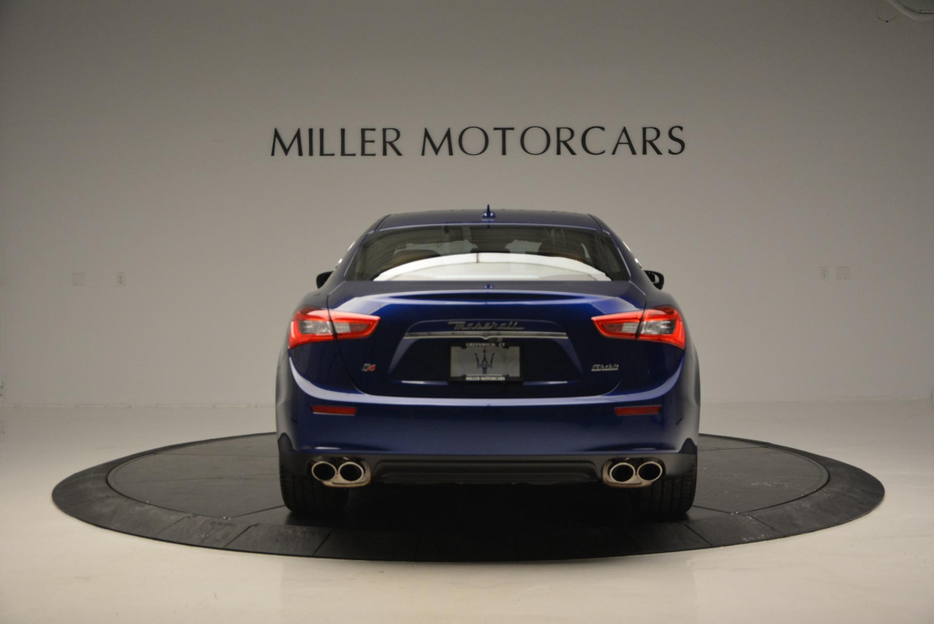 New 2017 Maserati Ghibli S Q4 For Sale In Westport, CT 767_p6