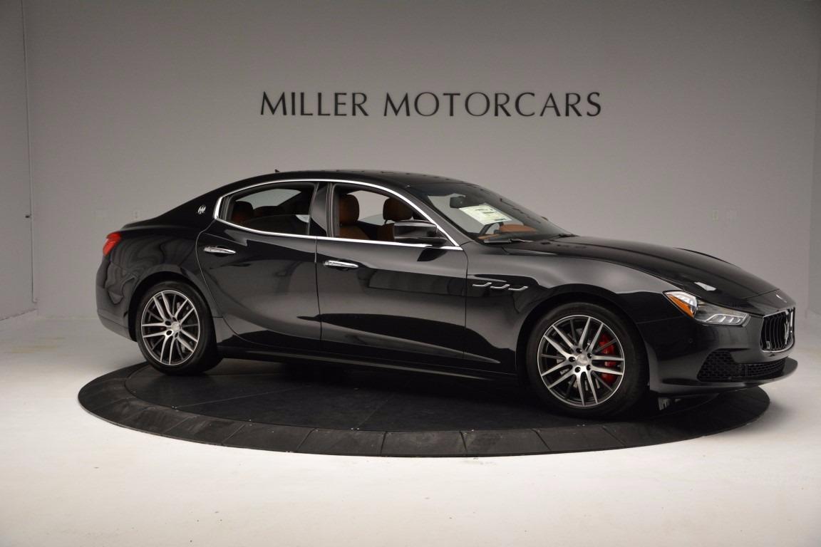 New 2017 Maserati Ghibli S Q4 For Sale In Westport, CT 769_p11