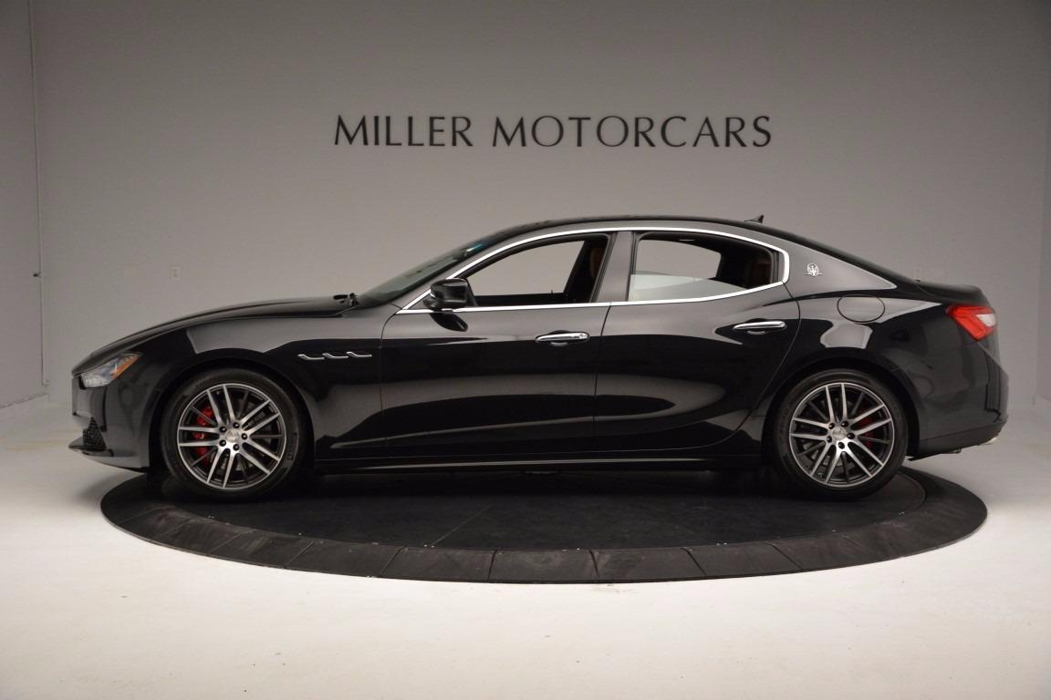 New 2017 Maserati Ghibli S Q4 For Sale In Westport, CT 769_p3