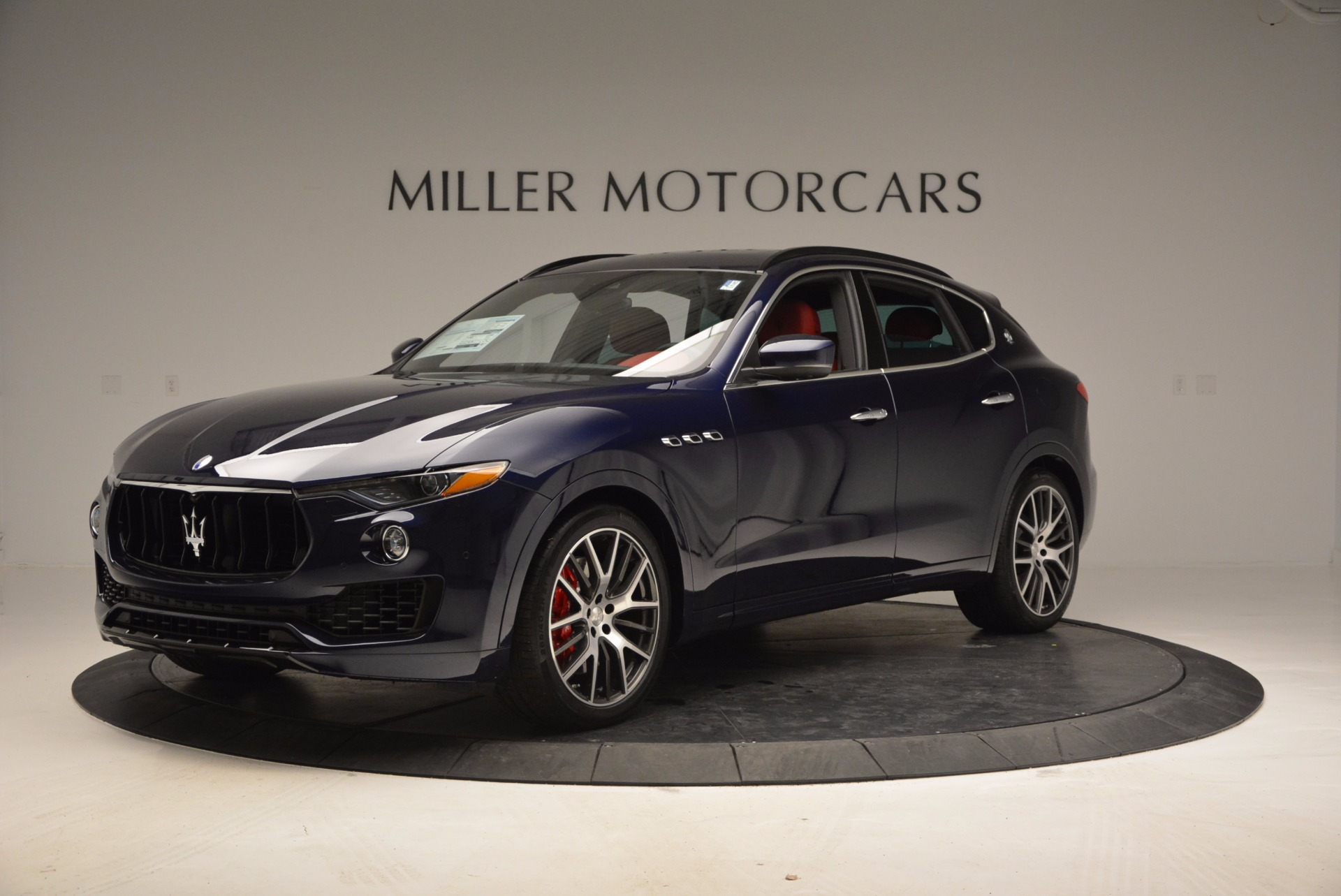 New 2017 Maserati Levante S Q4 For Sale In Westport, CT 770_main
