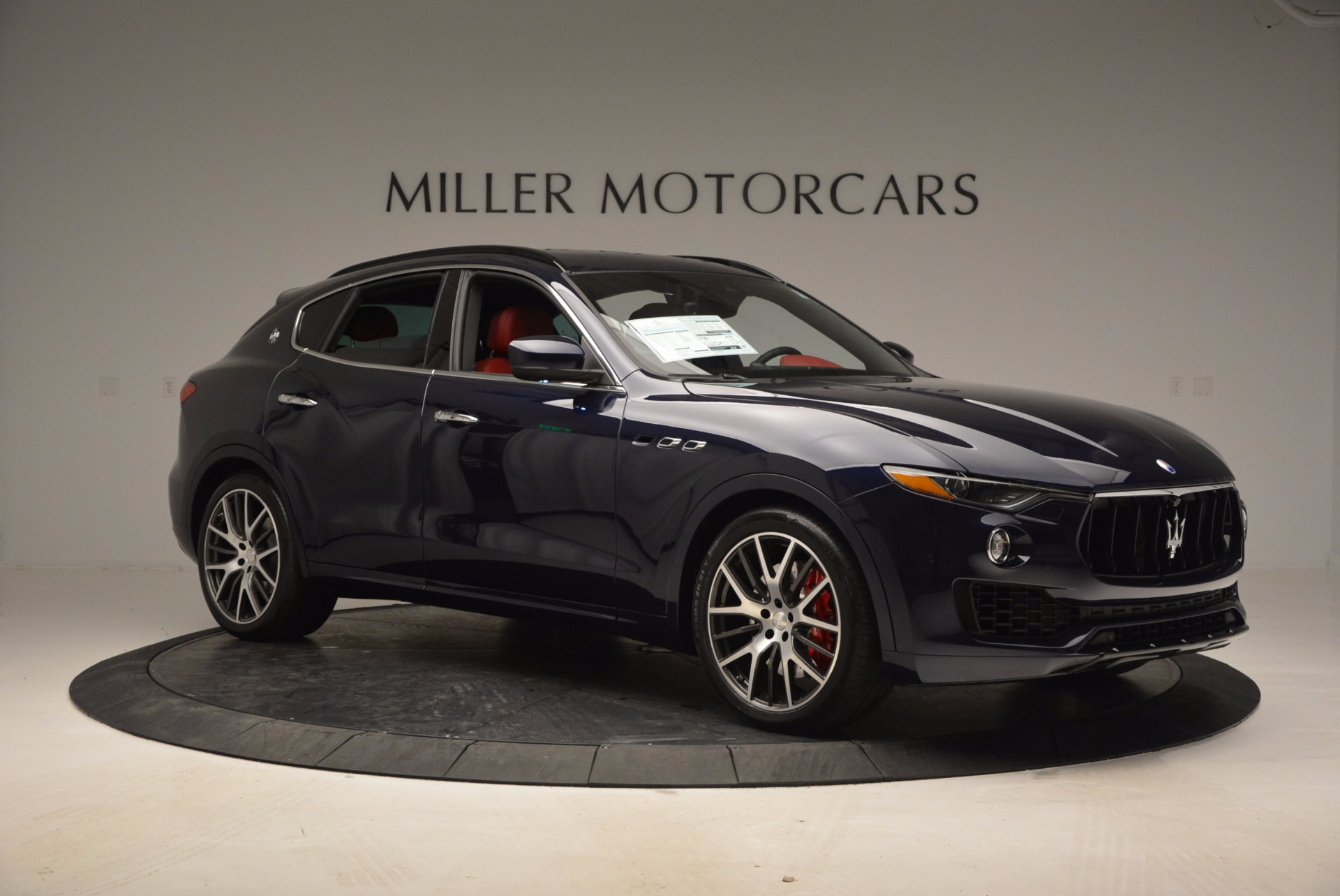 New 2017 Maserati Levante S Q4 For Sale In Westport, CT 770_p10