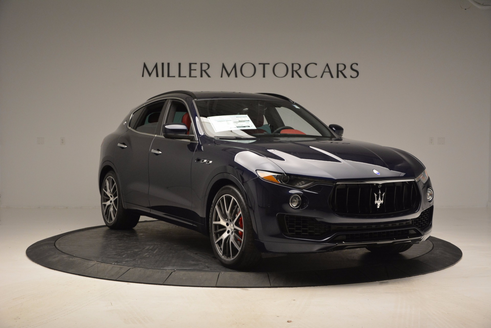 New 2017 Maserati Levante S Q4 For Sale In Westport, CT 770_p11