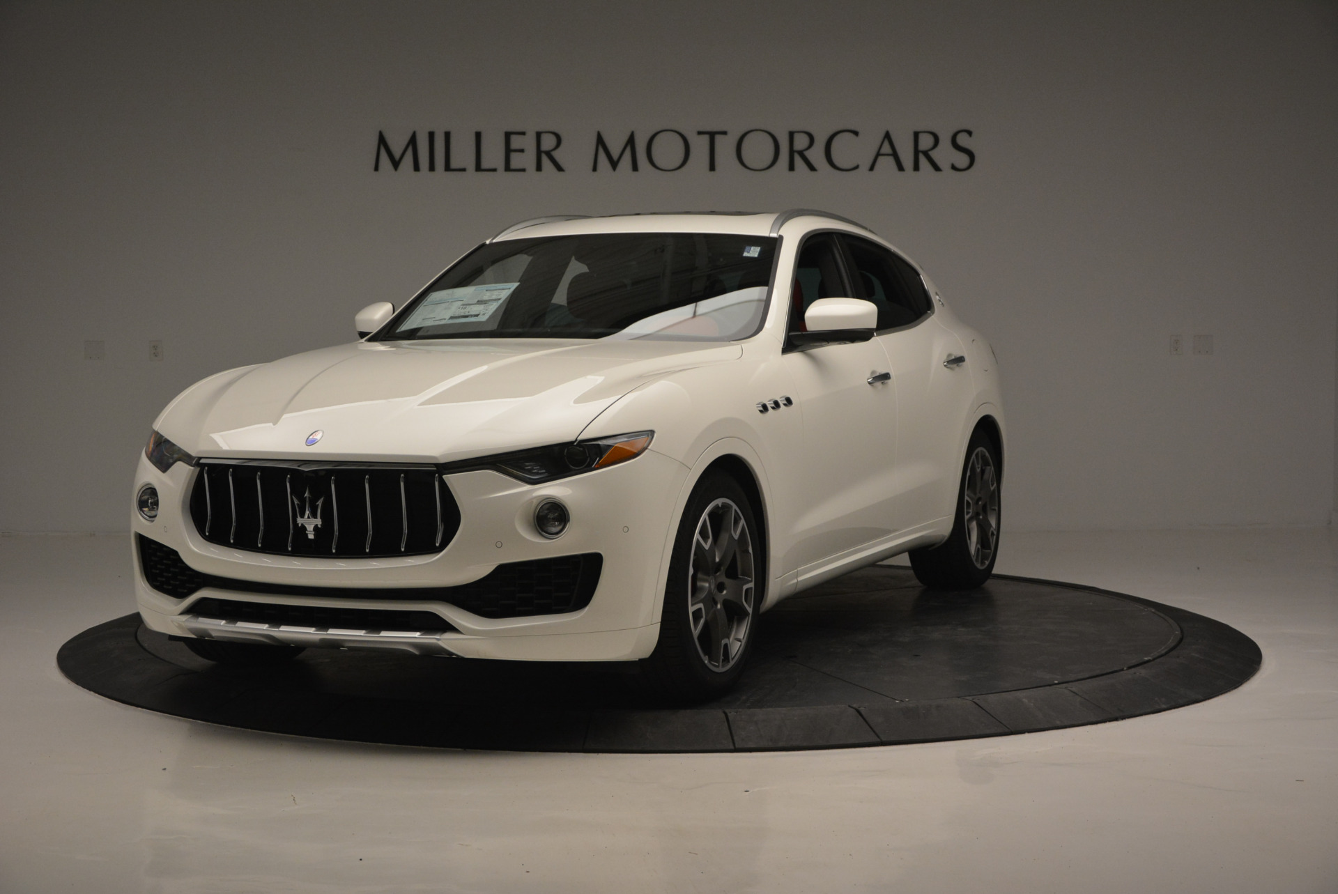New 2017 Maserati Levante  For Sale In Westport, CT 772_main